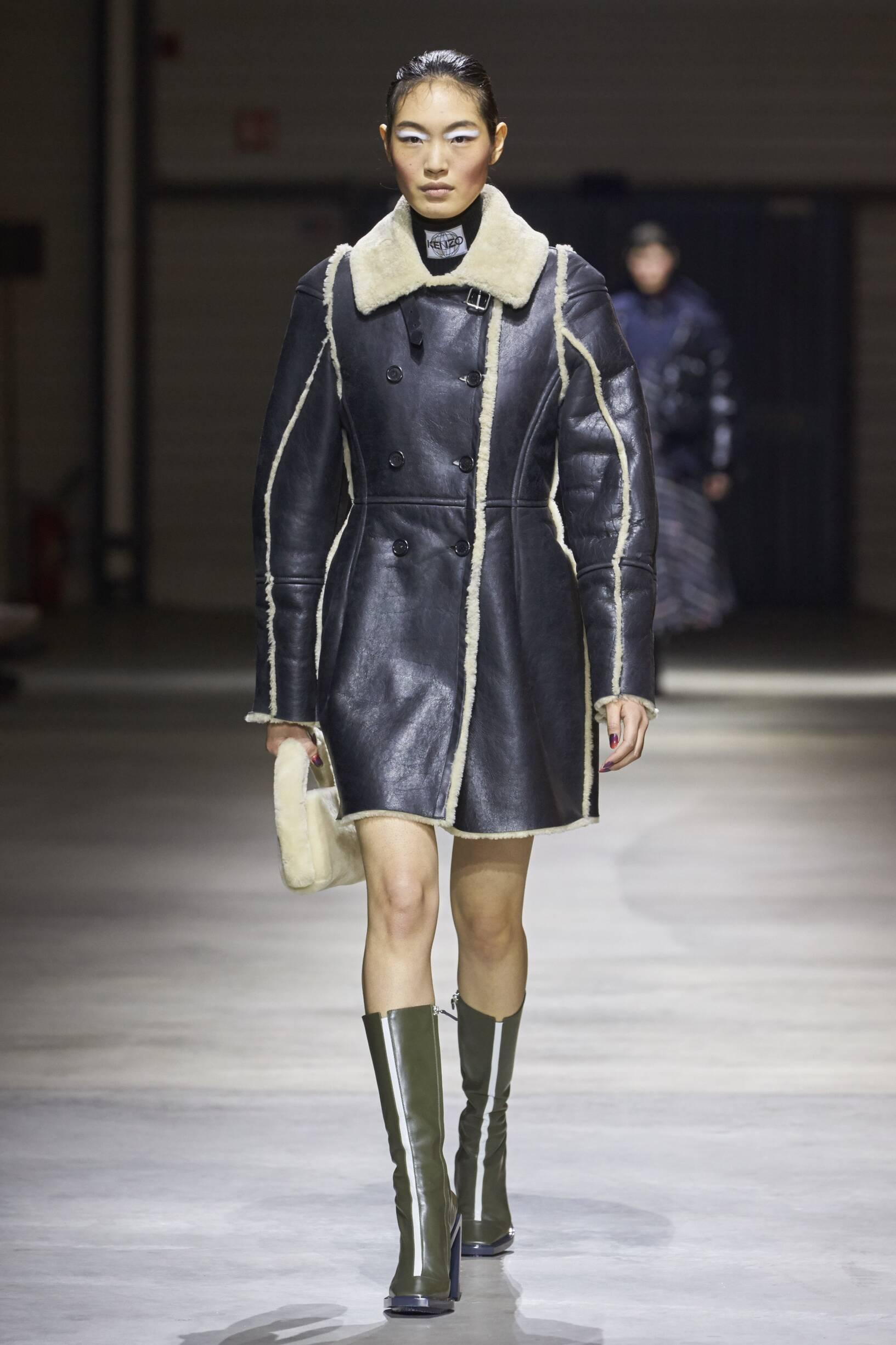 Kenzo 2017-2018 Womenswear