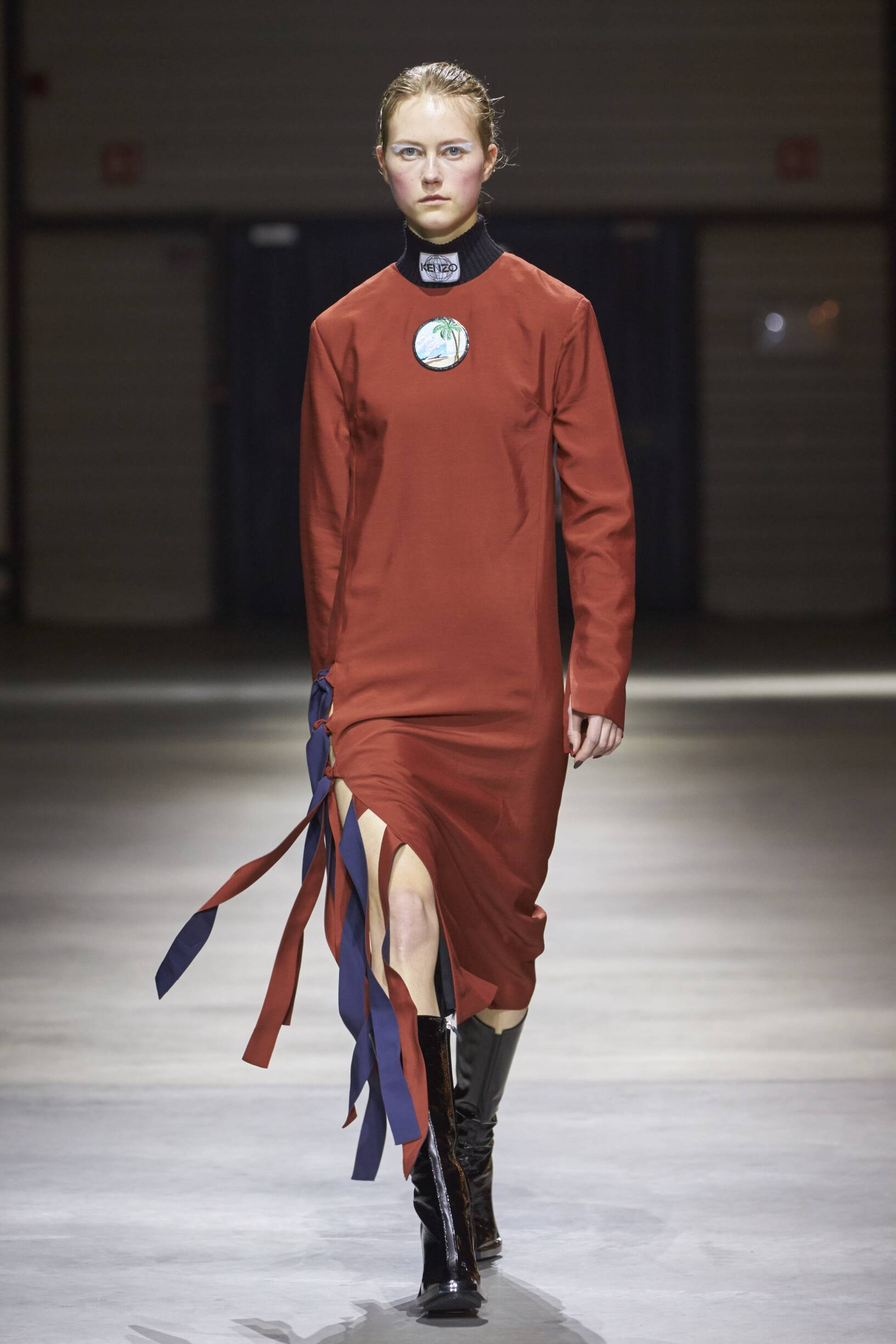 Kenzo Paris Fashion Week Womenswear
