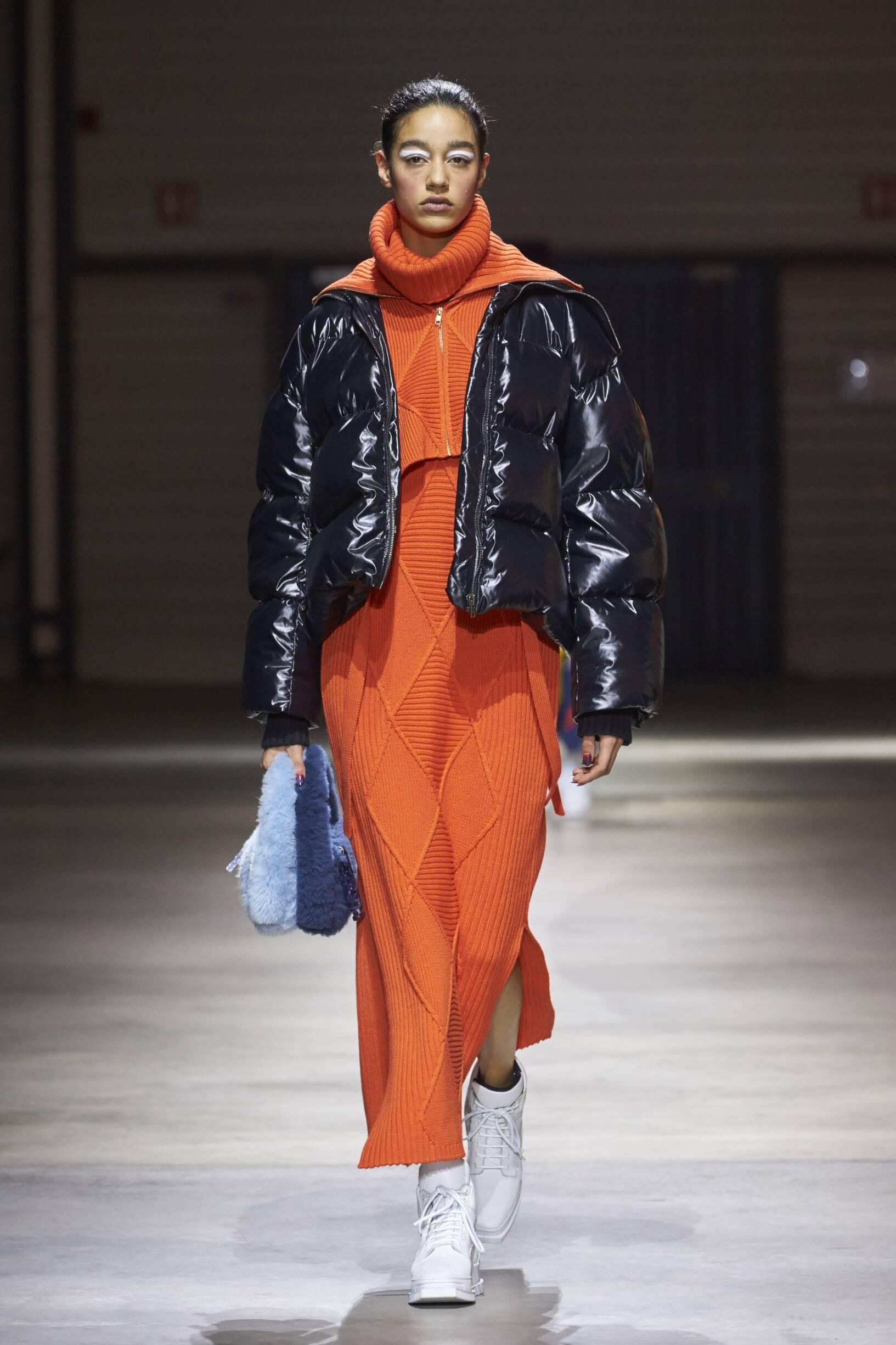 Kenzo Woman Fashion Style