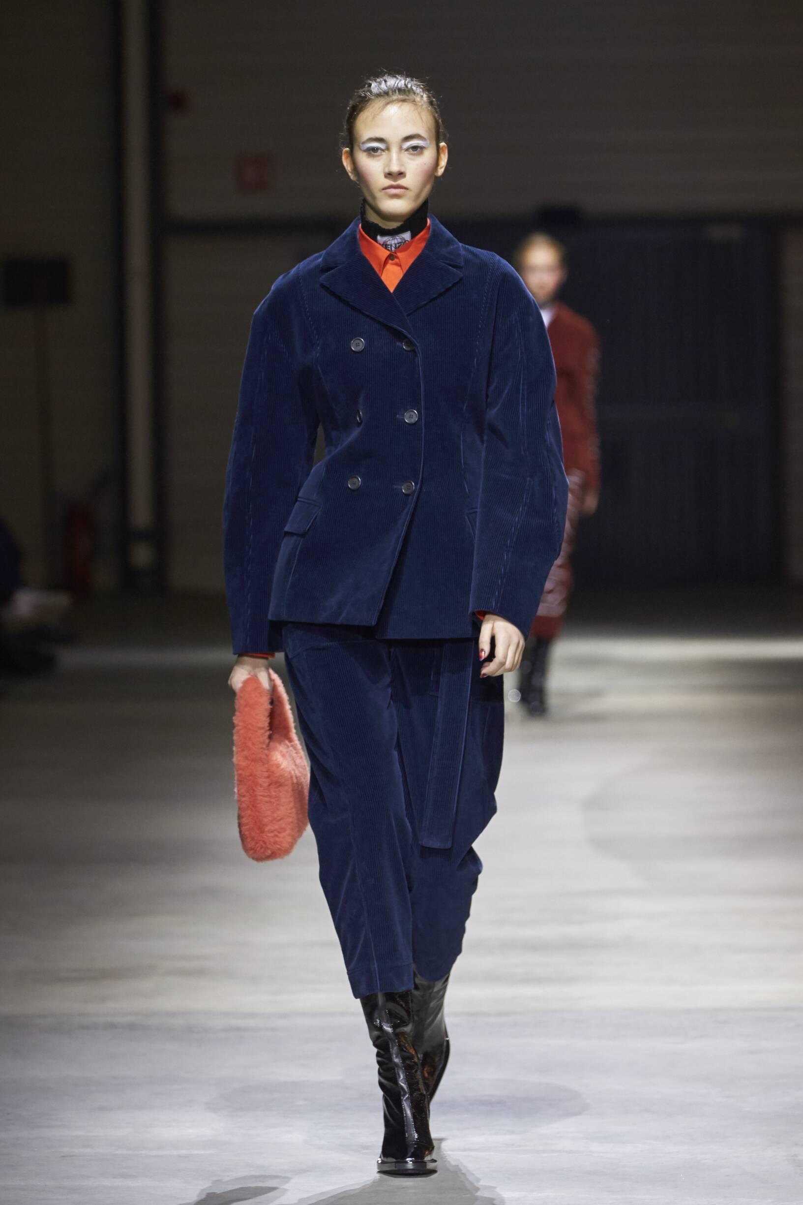 Kenzo Woman Paris Fashion Week
