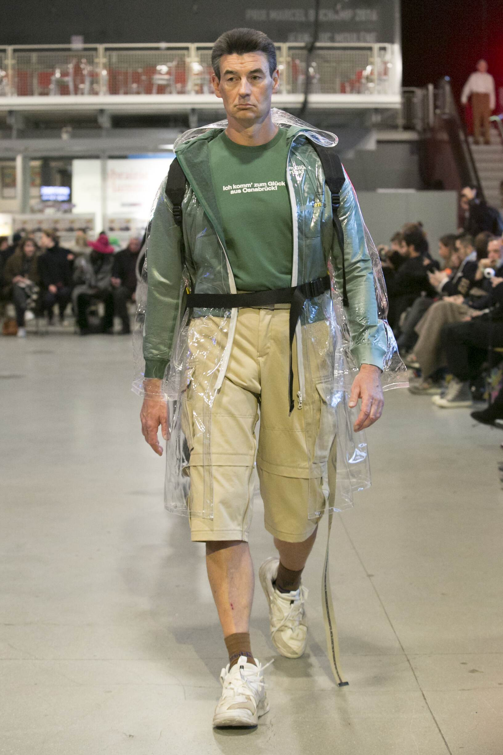 Man FW 2017-18 Fashion Show Vetements