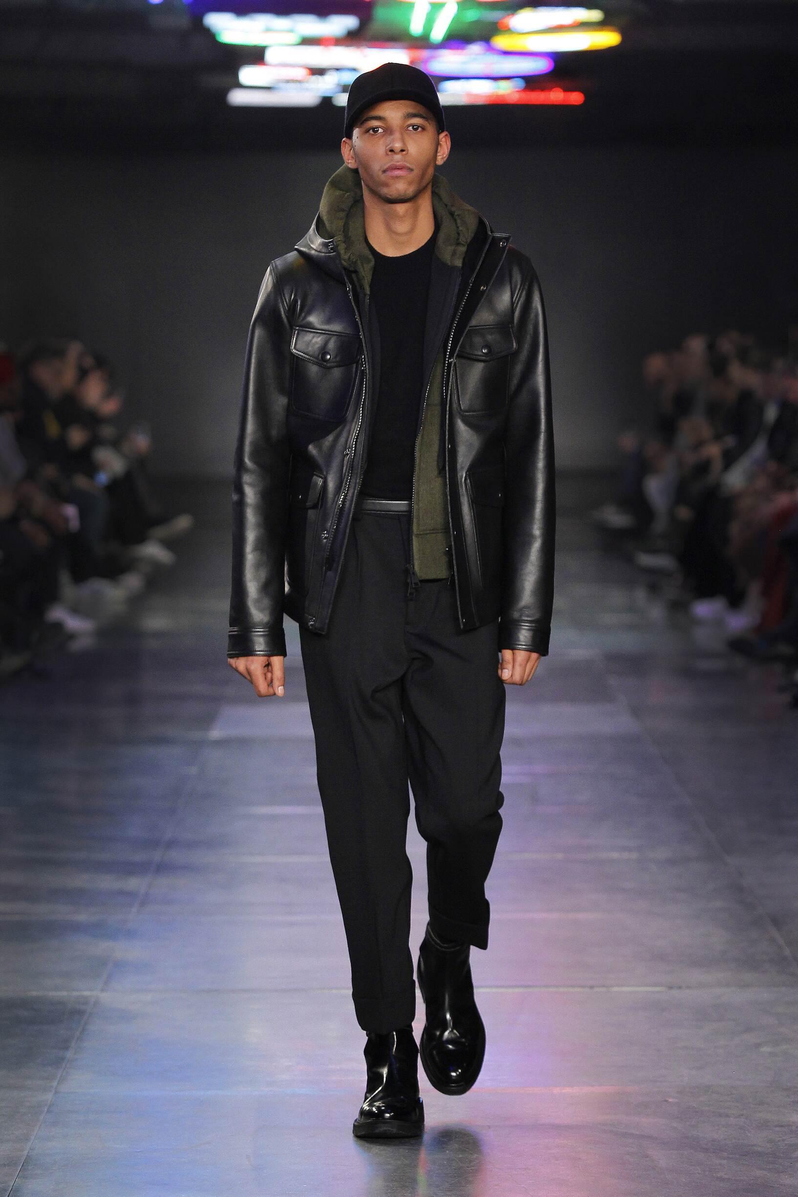 Man Fall 2017 Fashion Trends Ami
