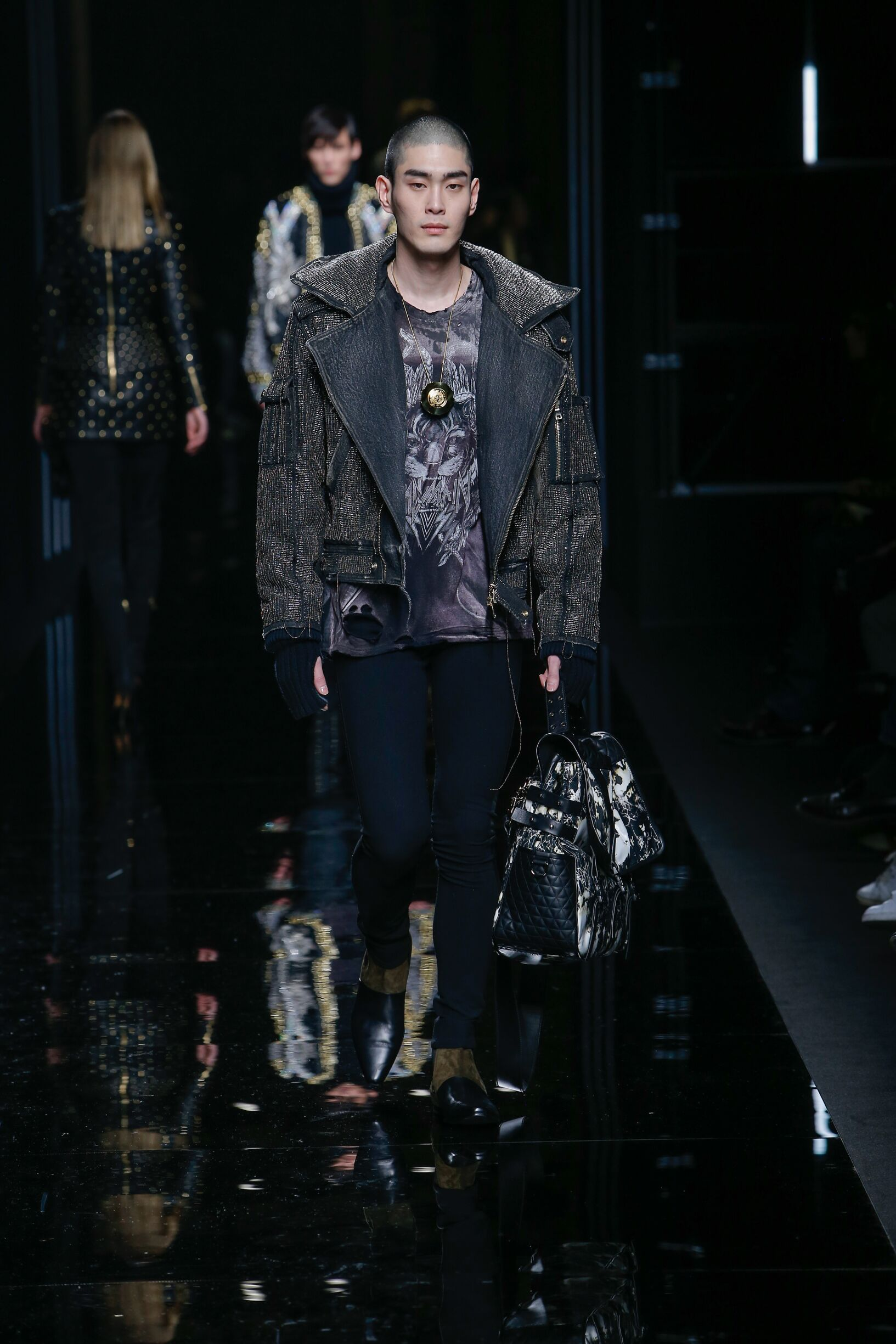 Men Fall Fashion Trends 2017 Balmain