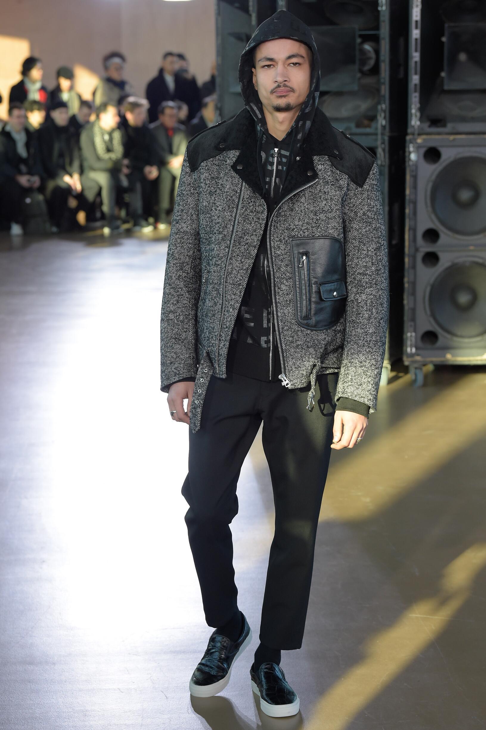 Menswear Winter Junya Watanabe 2017