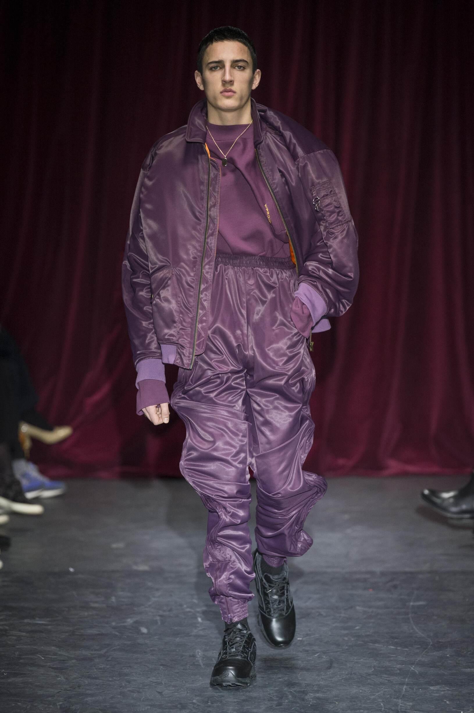 Model Fashion Show Y/Project