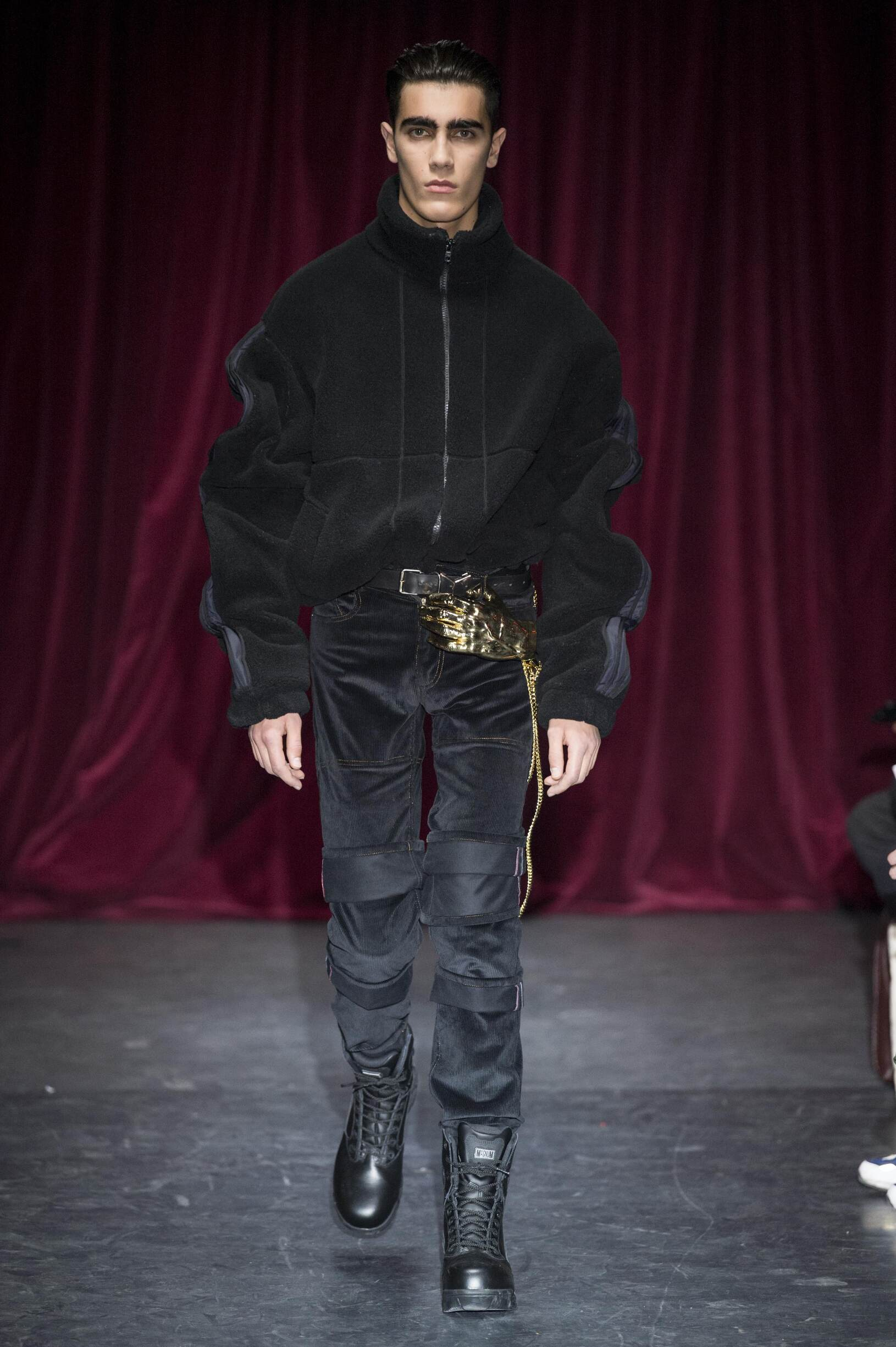 Runway Y/Project Fall Winter 2017 Men's Collection Paris Fashion Week