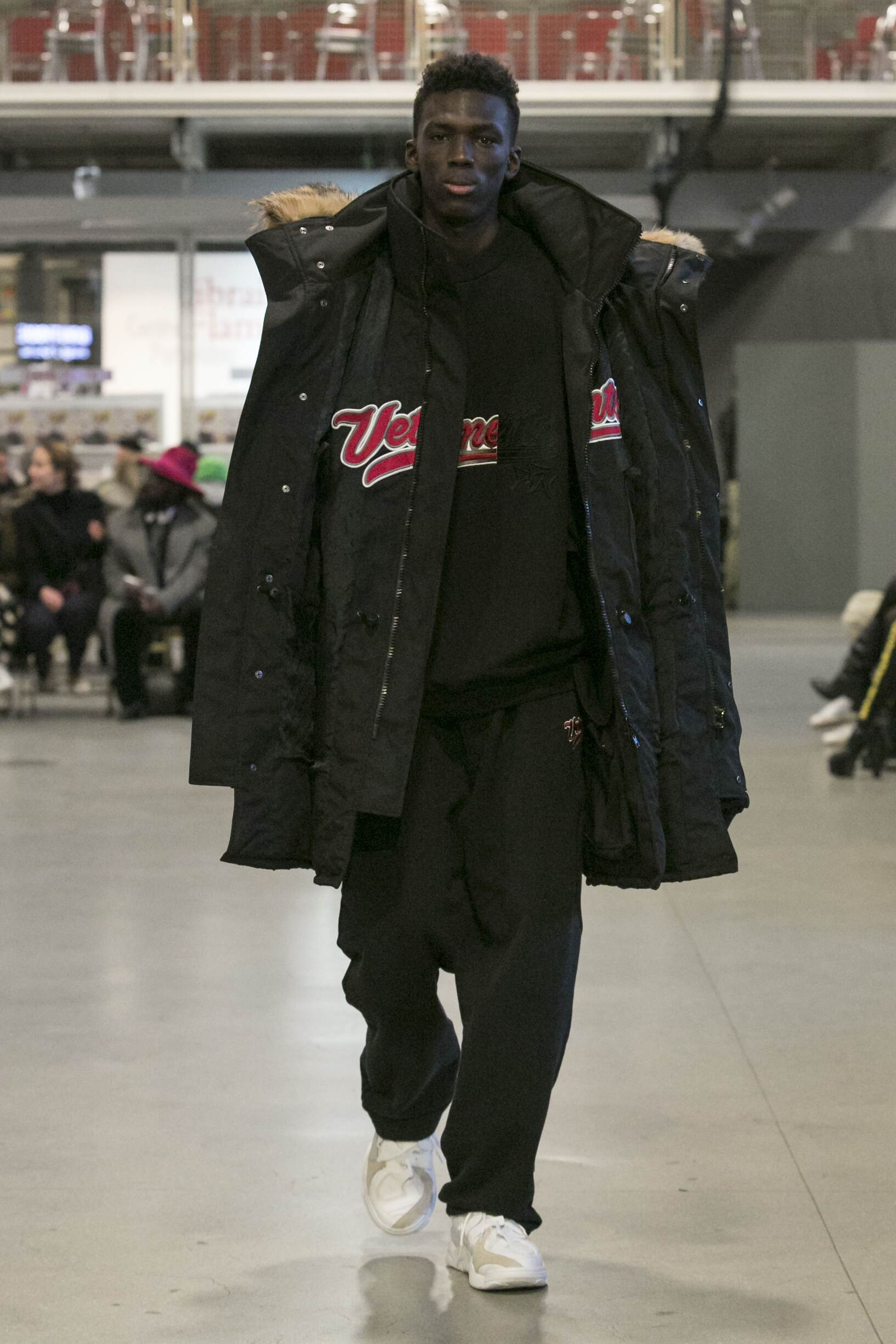 Vetements 2017-2018 Menswear