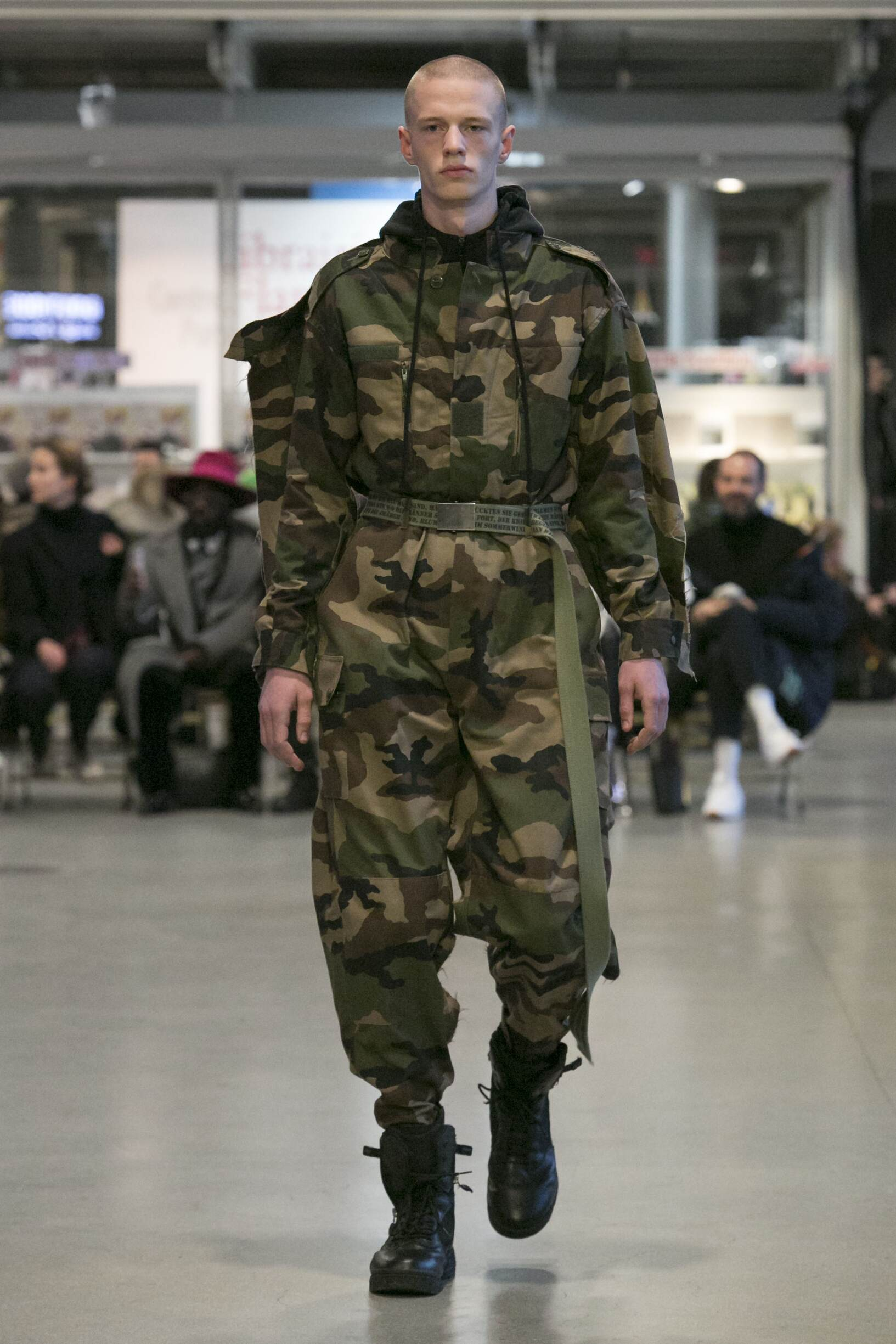 Vetements Fall Winter 2017 Mens Collection Paris Fashion Week