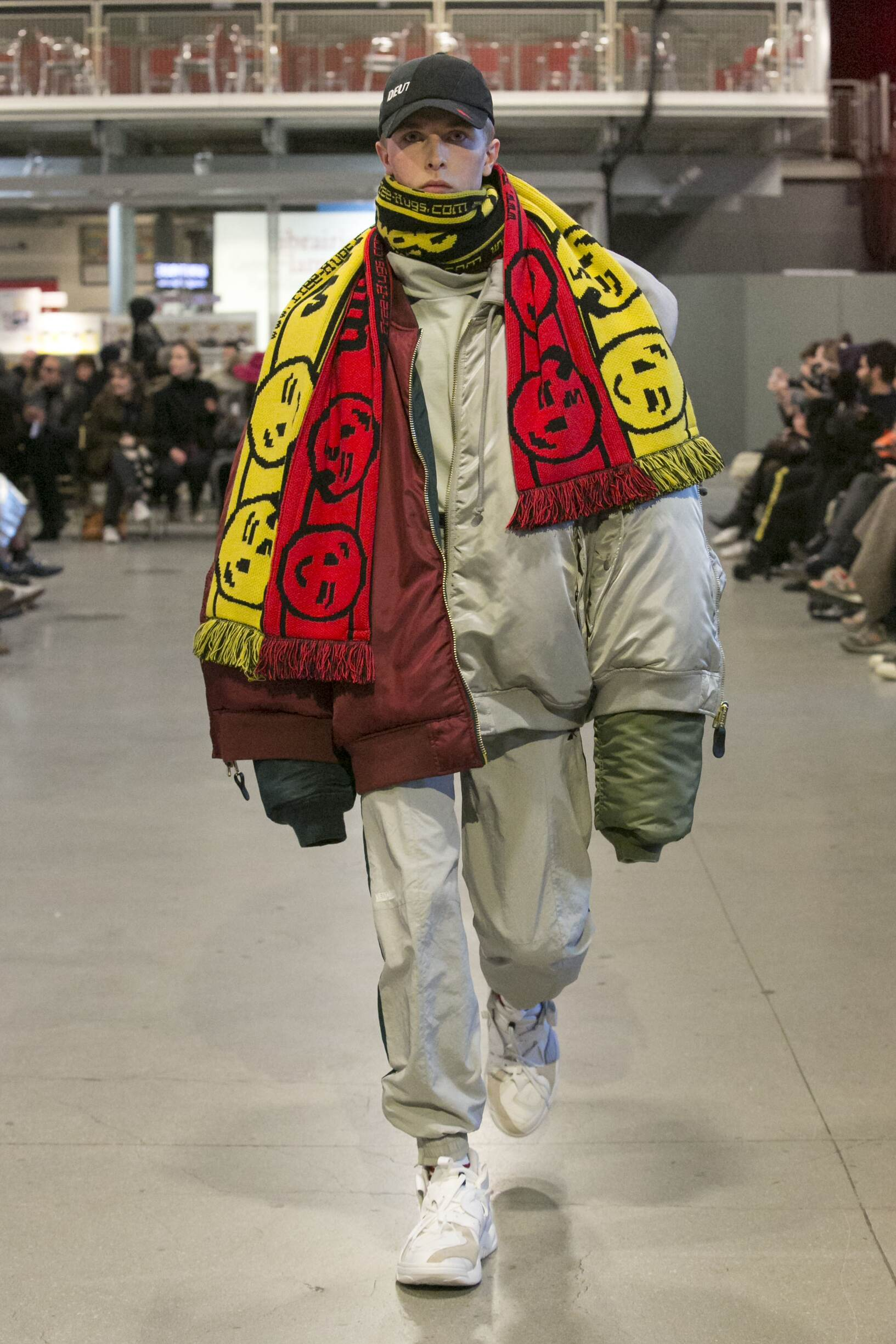Vetements Man Fashion Style
