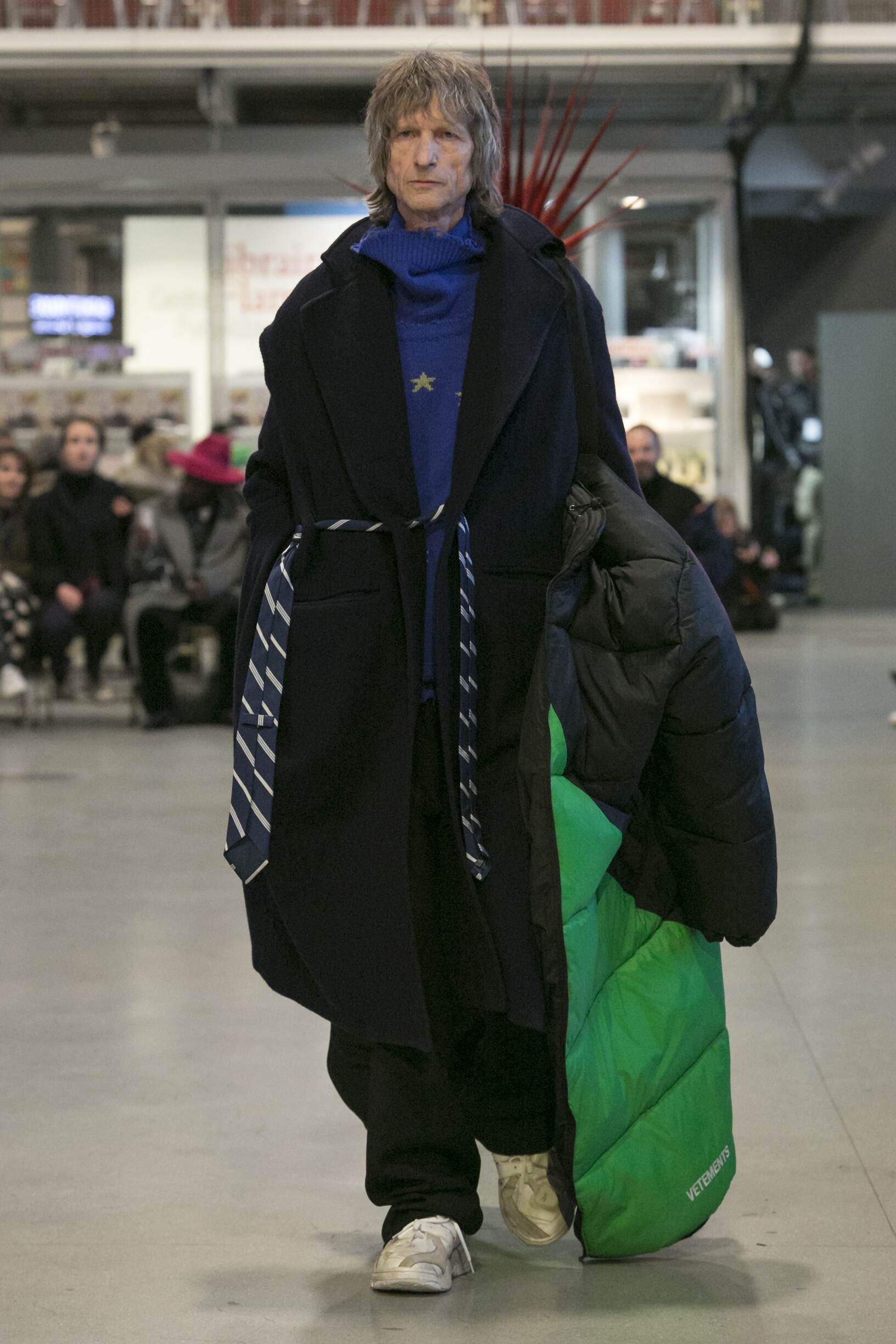 Vetements Man Paris Fashion Week