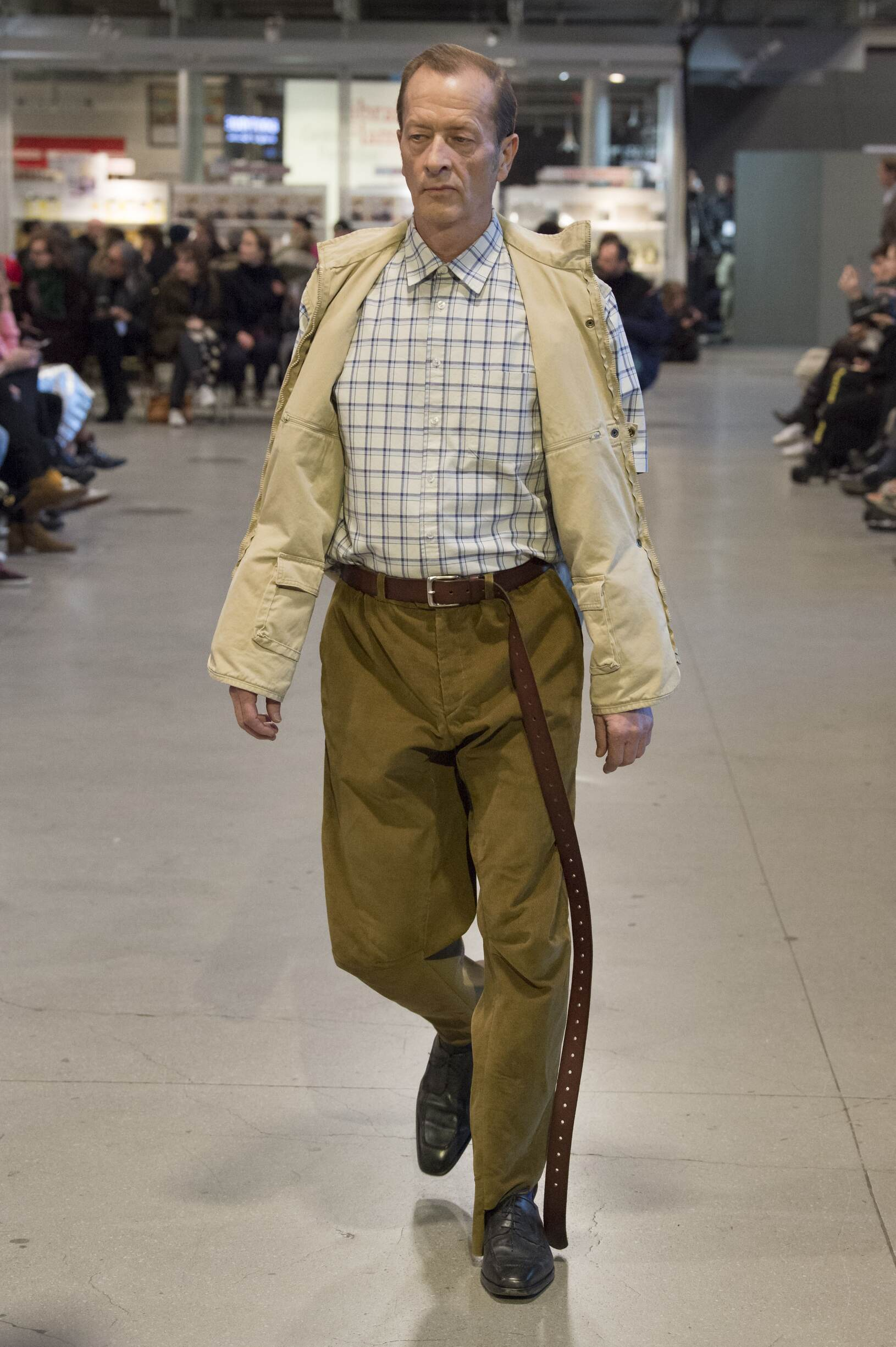 Vetements Mens Fashion Show