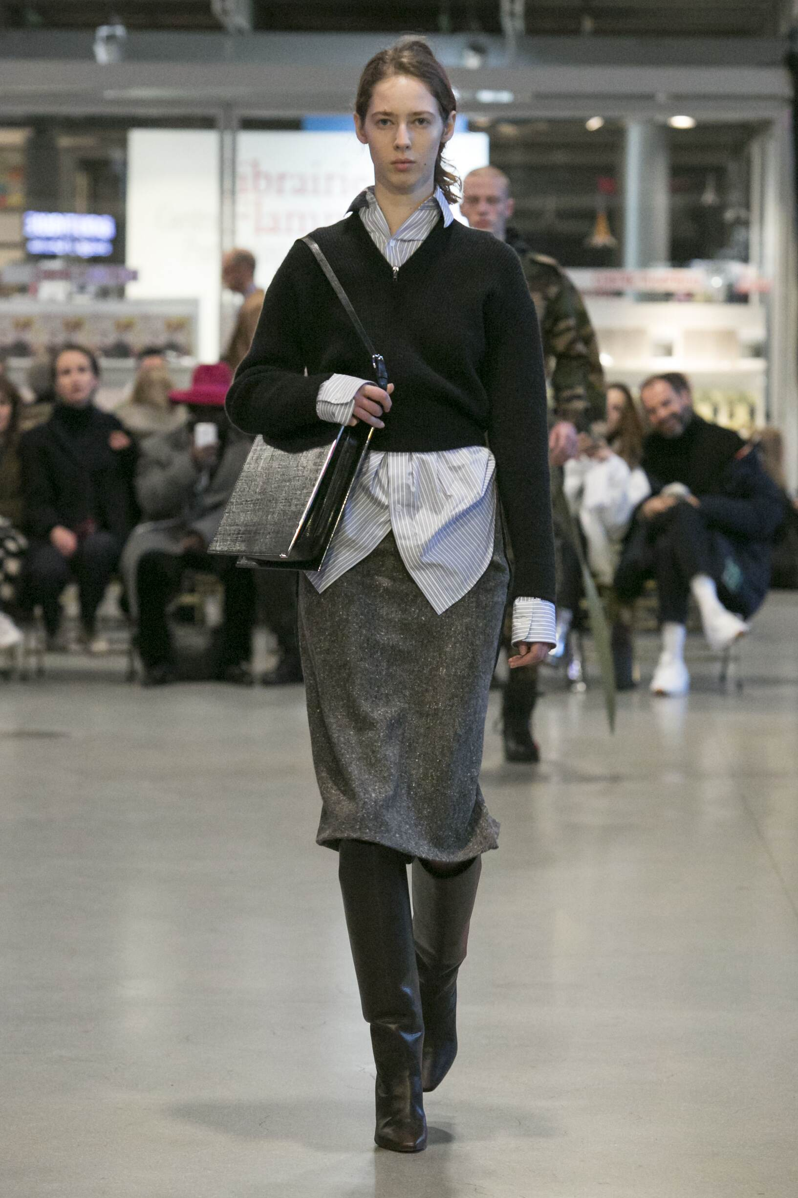 Vetements Woman Catwalk