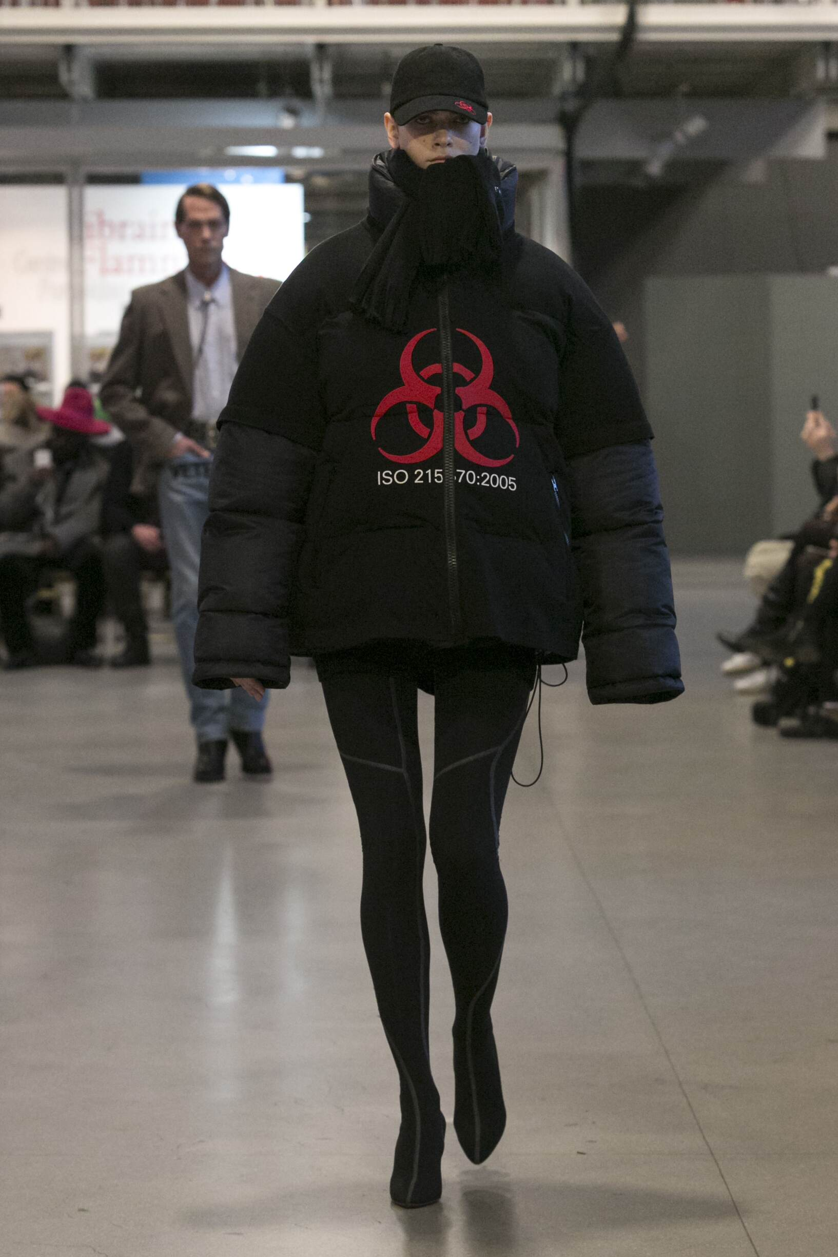 Vetements Woman Fall 2018 Catwalk