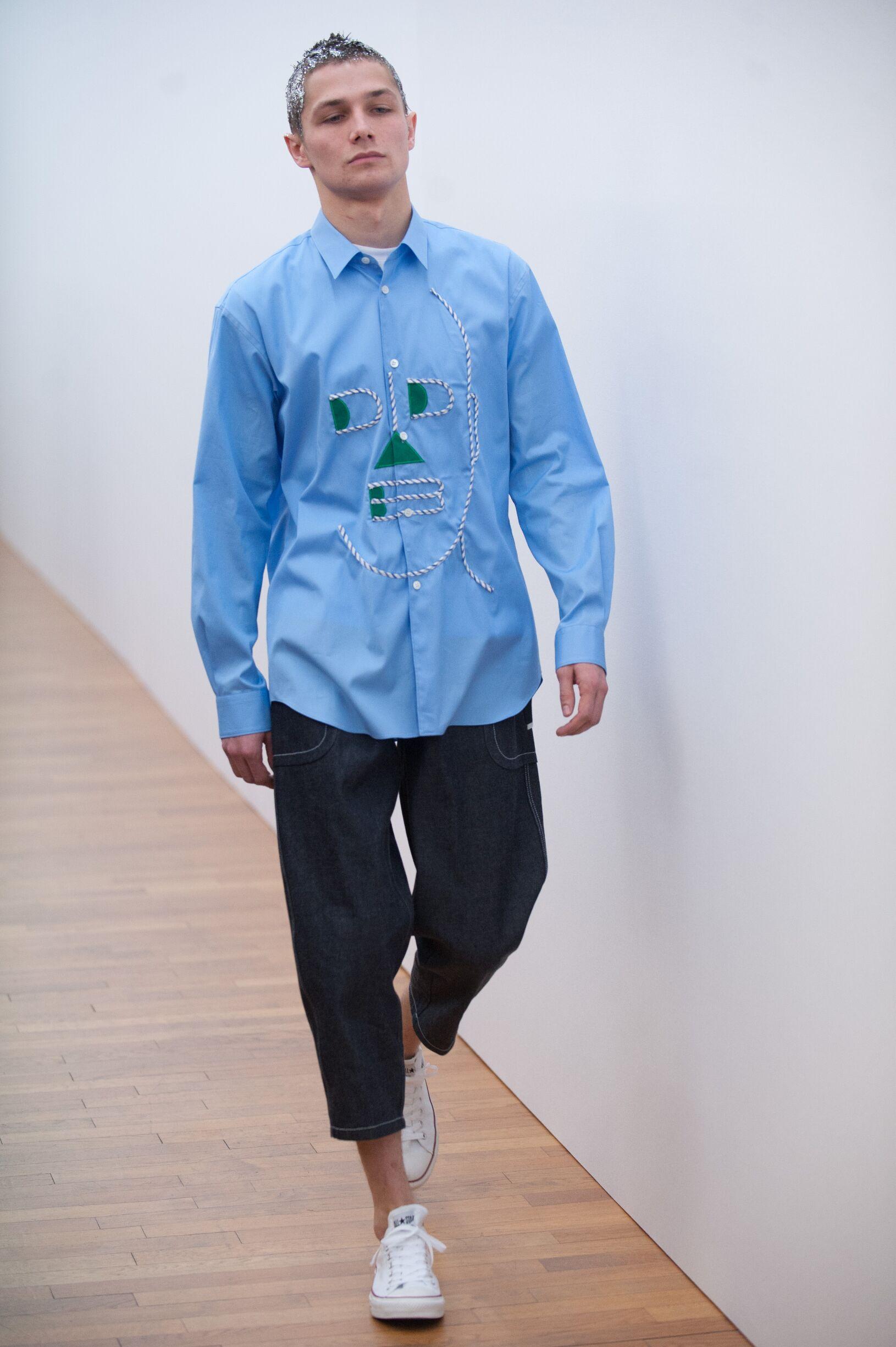 Winter 2017 Fashion Trends Comme Des Garçons Shirt
