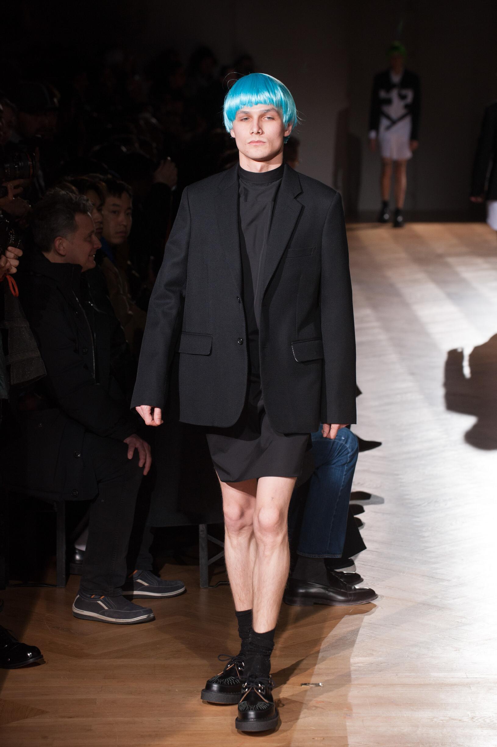 Winter 2017 Fashion Trends Comme des Garçons Homme Plus