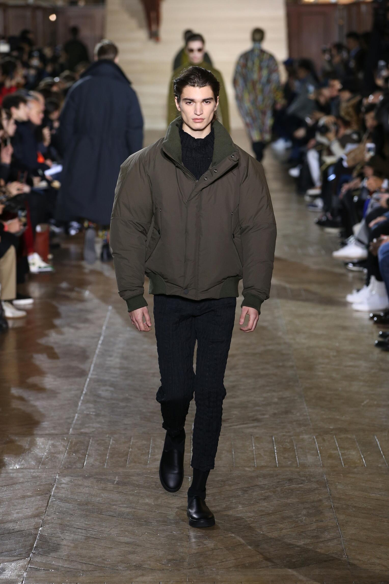 Winter 2017 Fashion Trends Issey Miyake