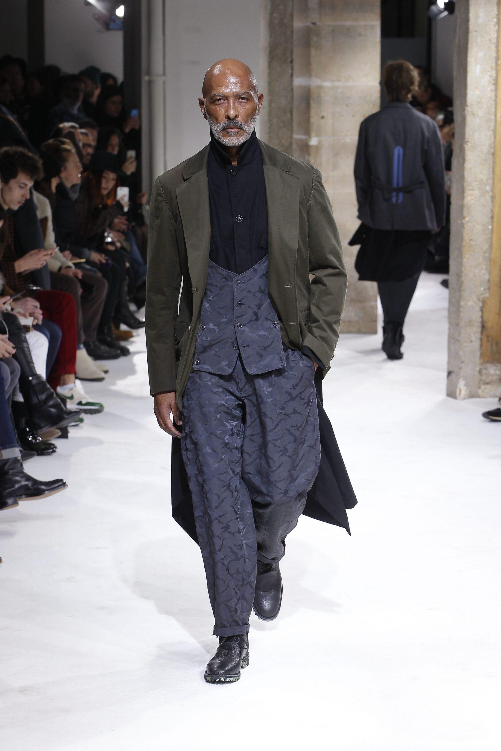 Winter 2017 Fashion Trends Yohji Yamamoto