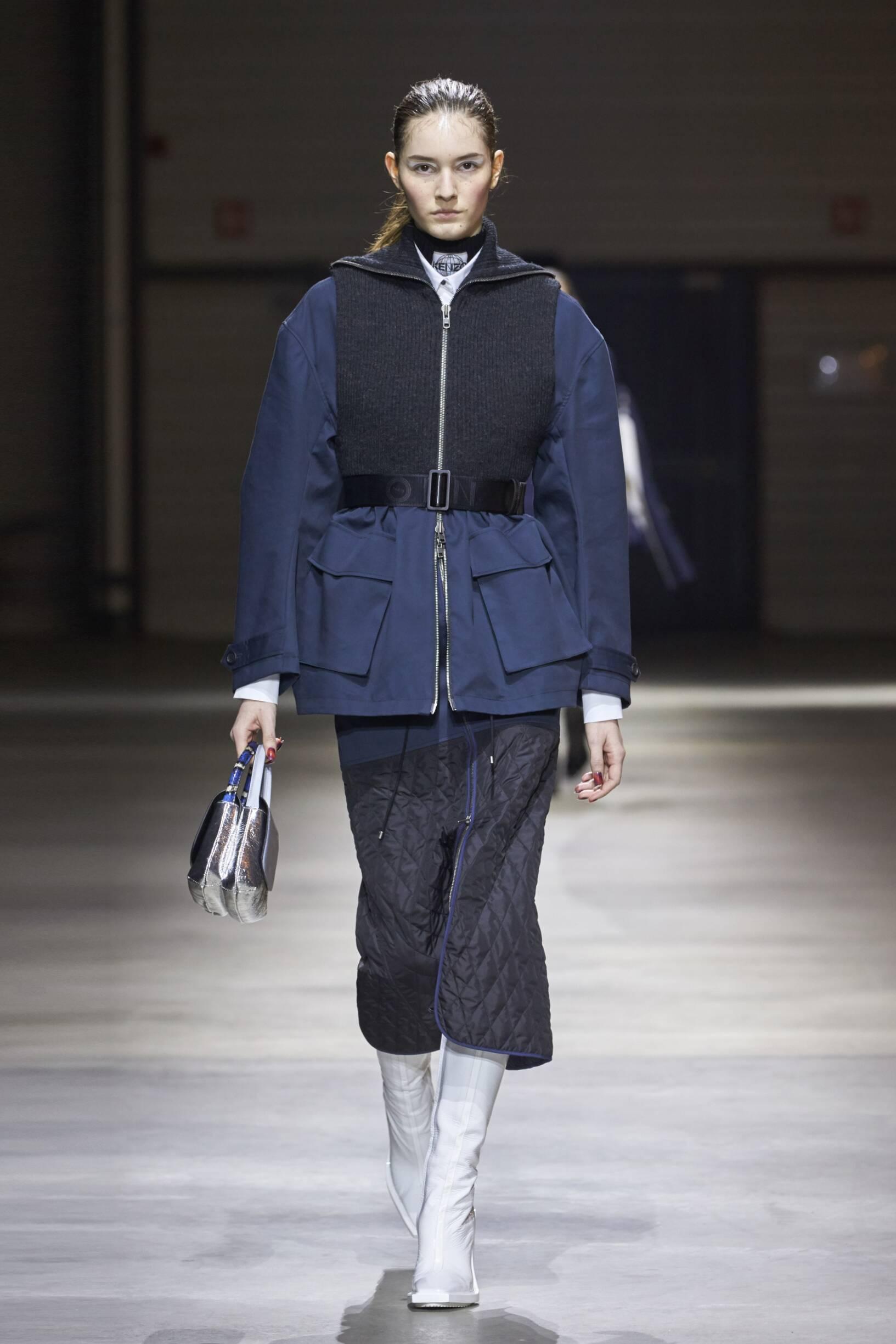 Winter 2017 Woman Trends Kenzo