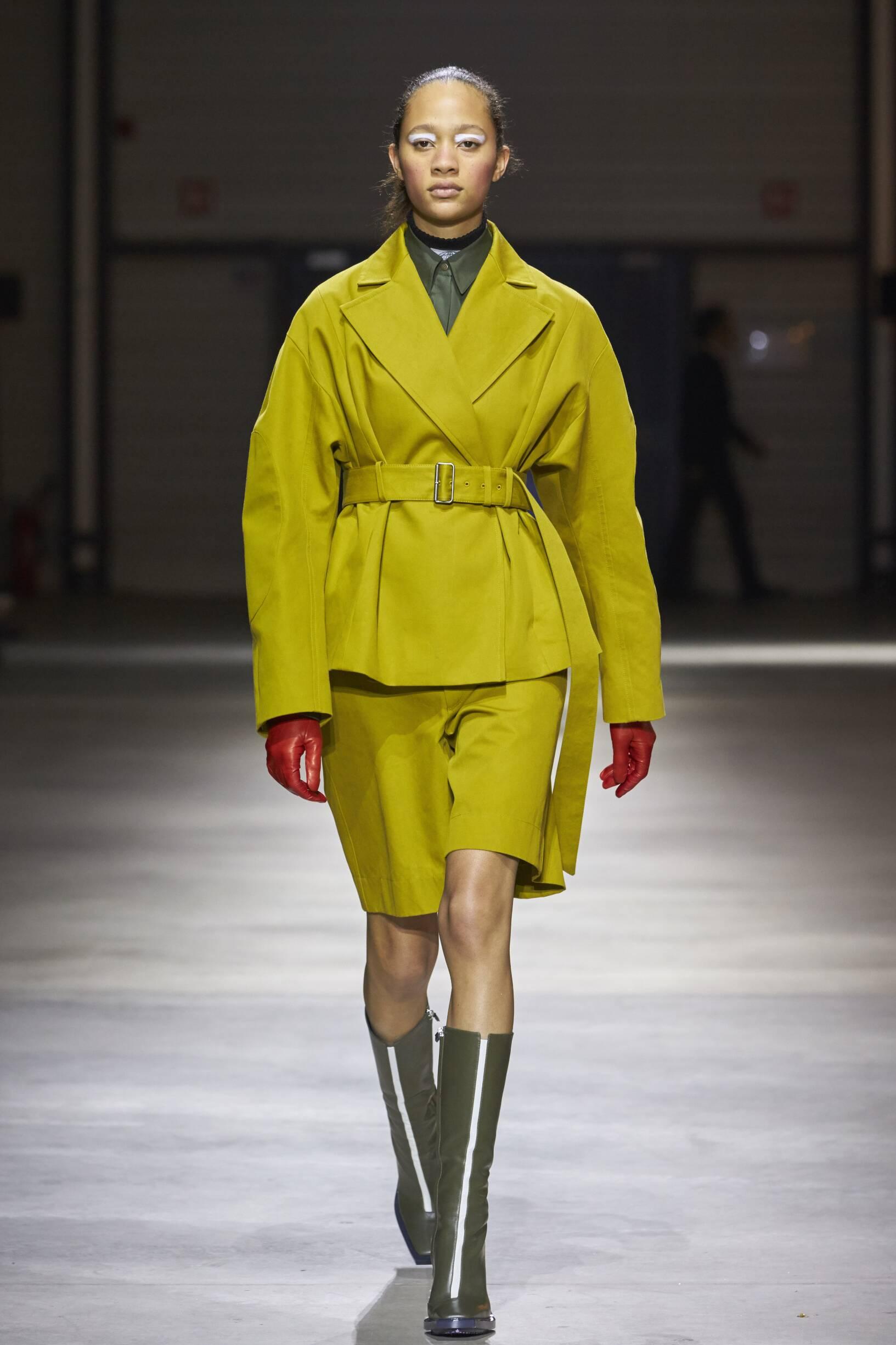 Woman Winter 2017 Fashion Trends Kenzo