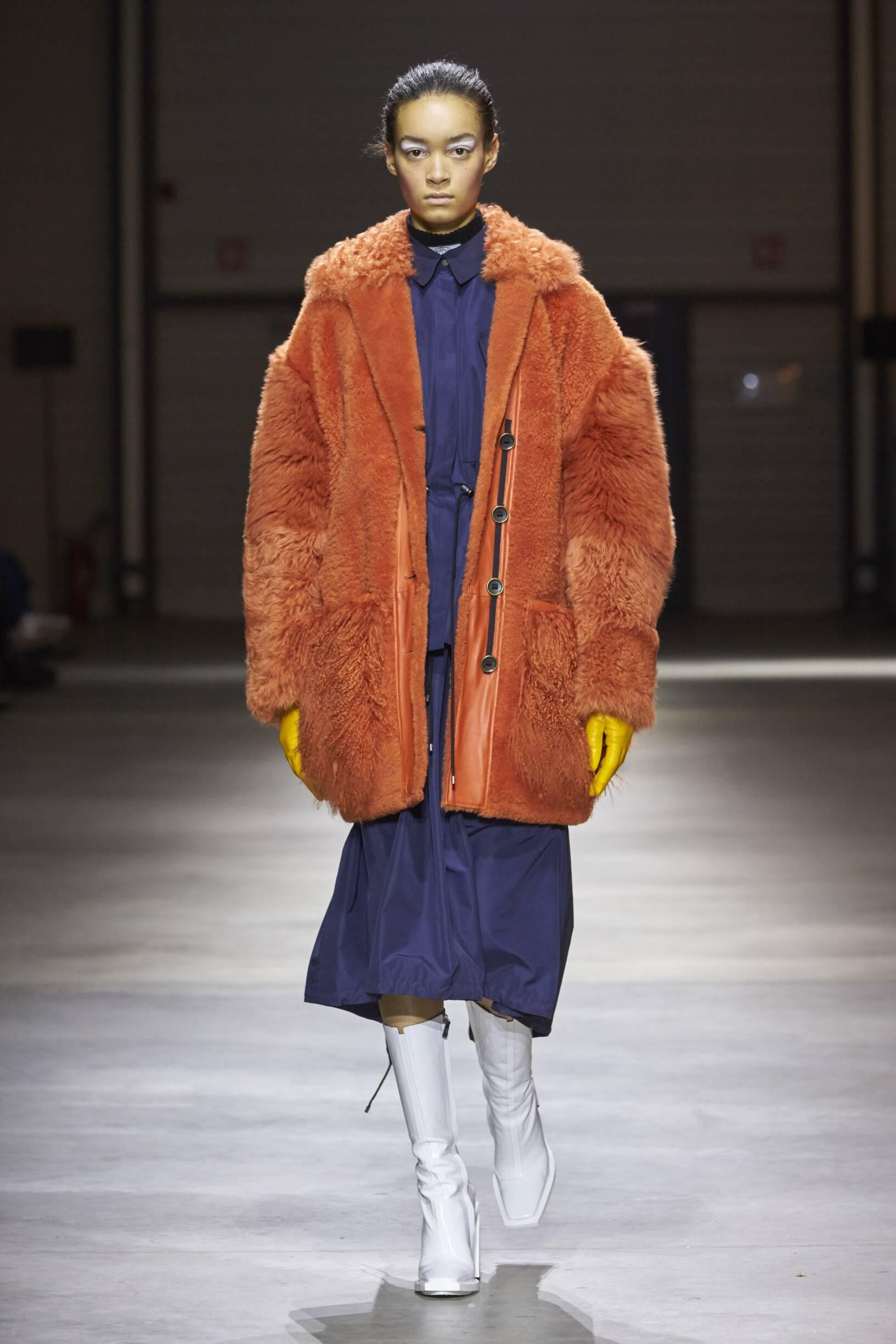 Womens Fall 2017 Fashion Trends Kenzo