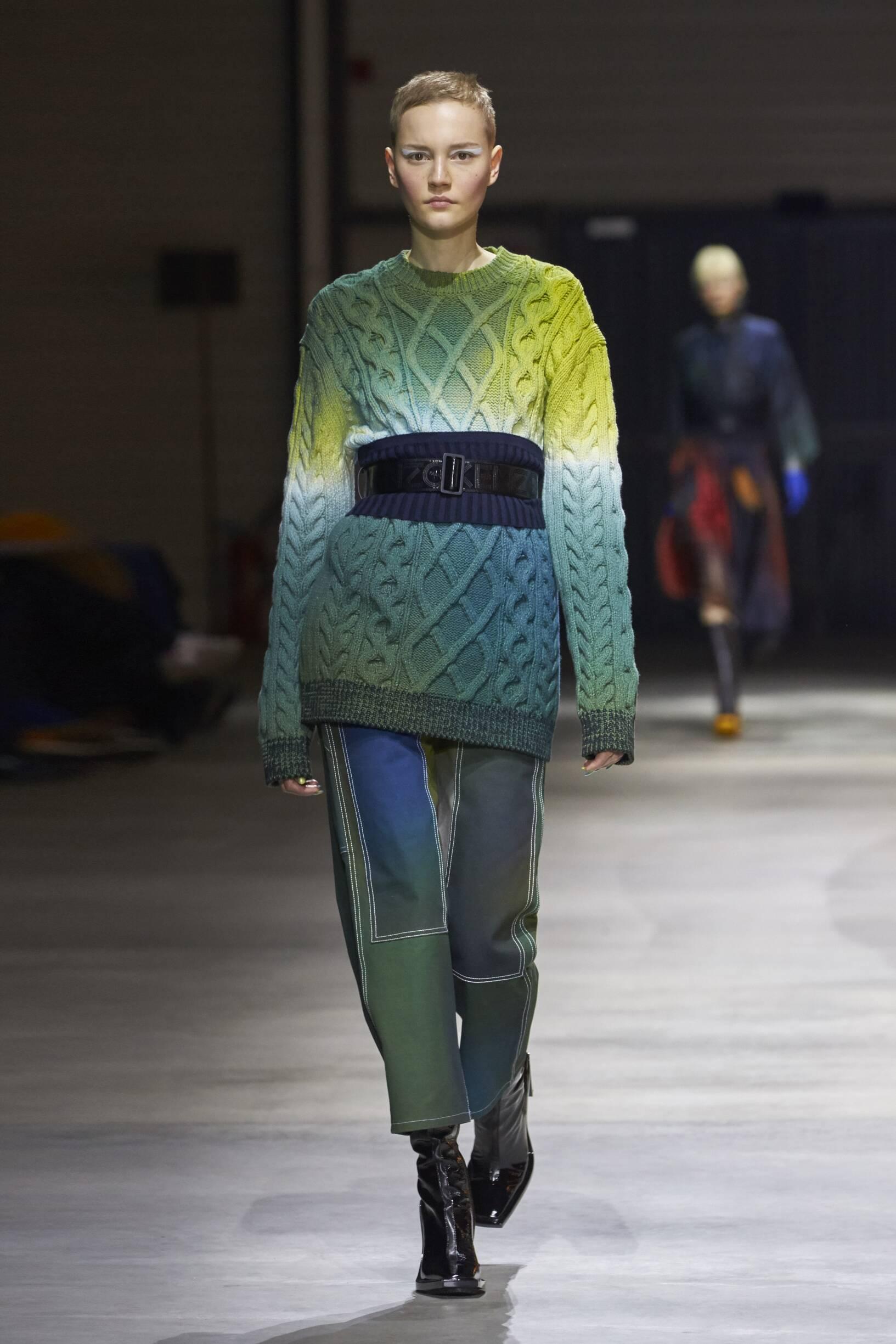 Womens Fall Fashion 2017-18 Kenzo