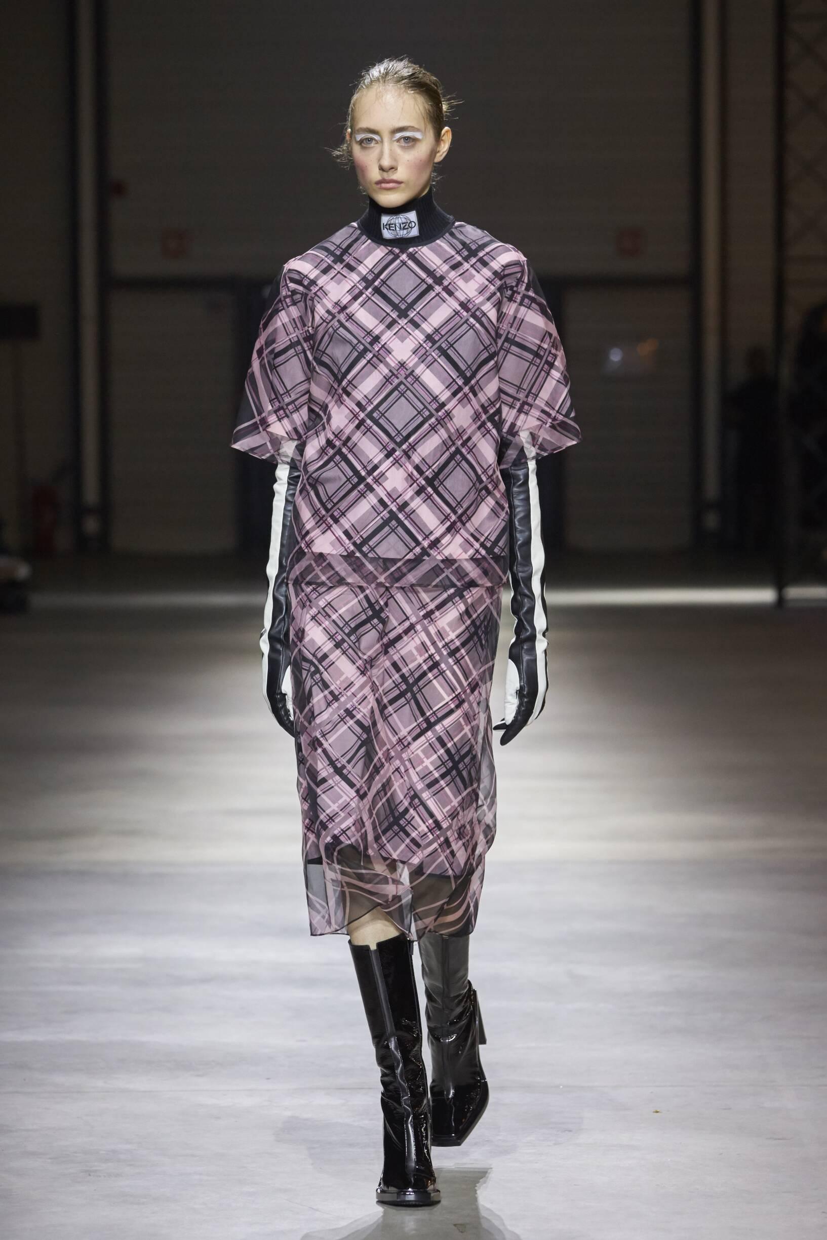 Womenswear Winter Kenzo 2017