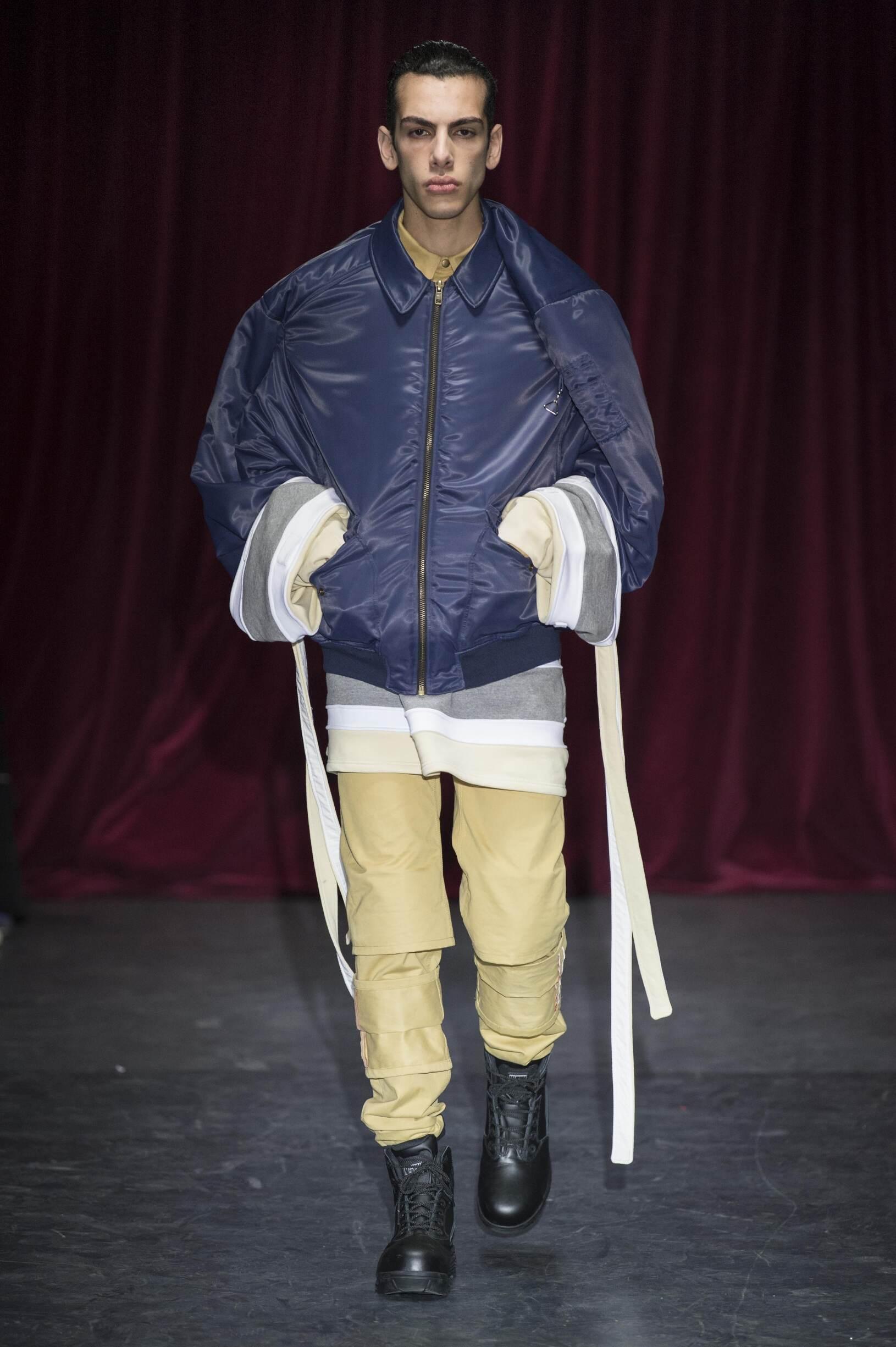 Y/Project FW 2017 Menswear