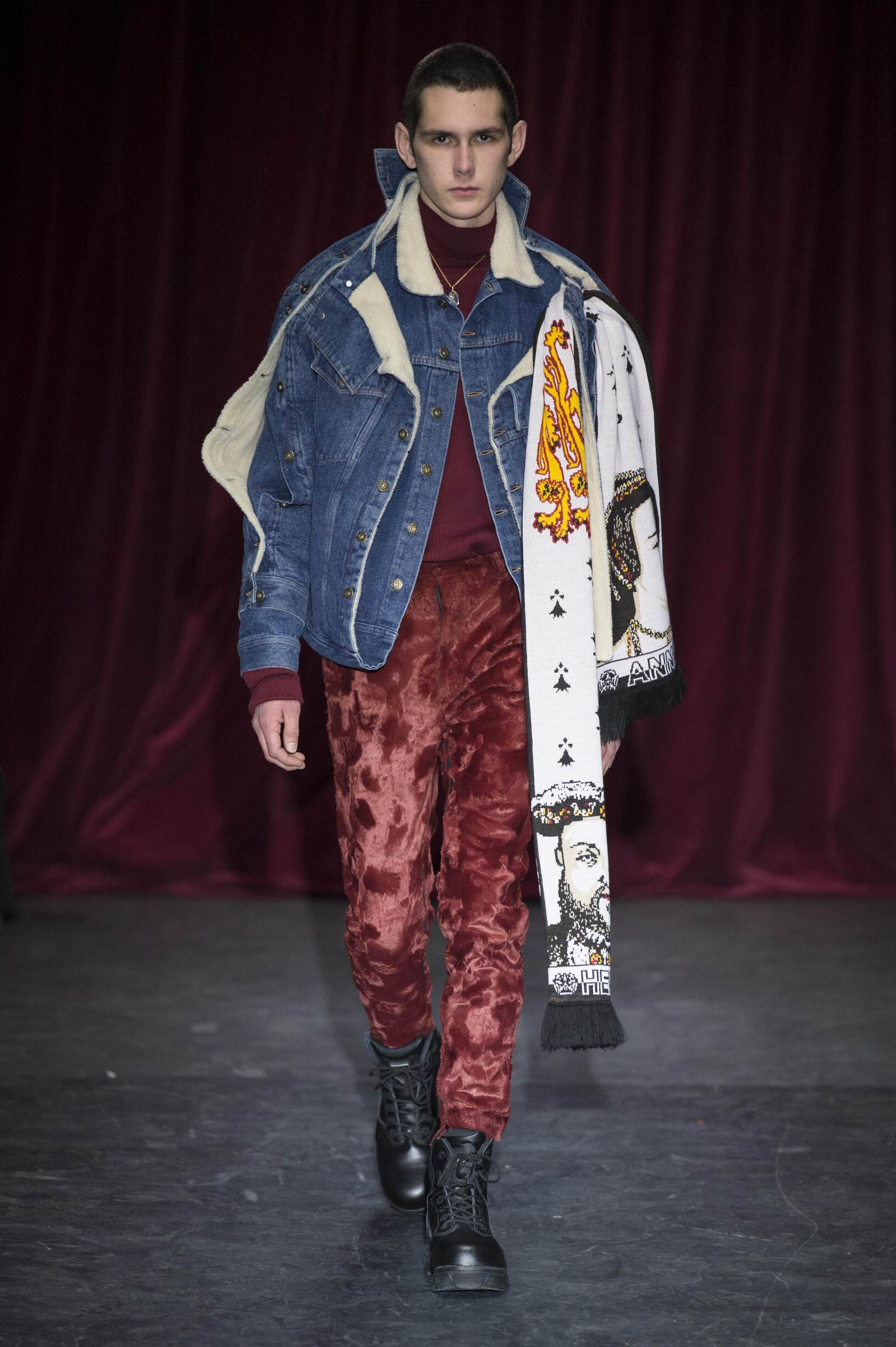 Y/Project Fall 2018 Catwalk