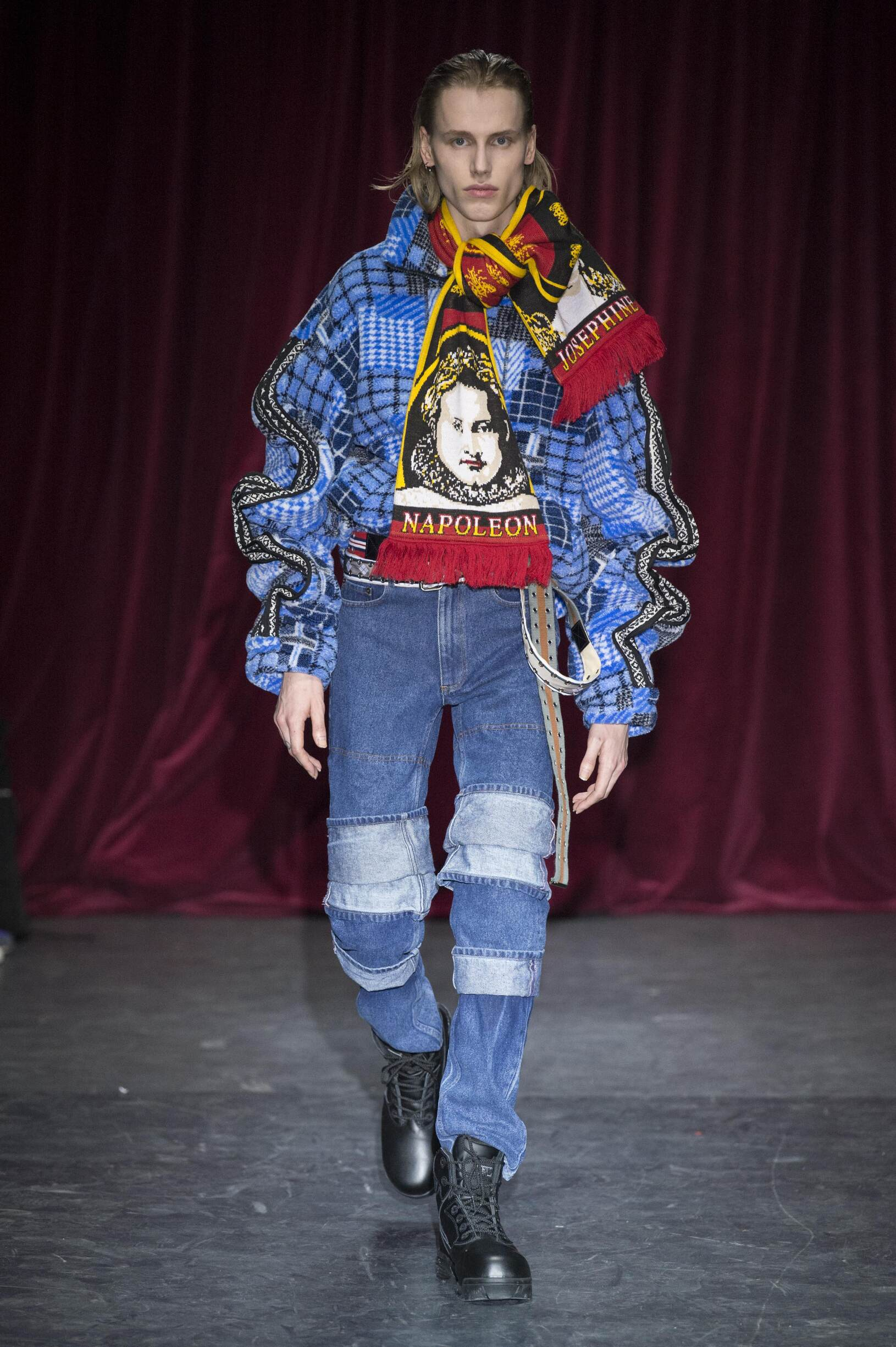 Y/Project Fall Winter 2017 Mens Collection Paris Fashion Week