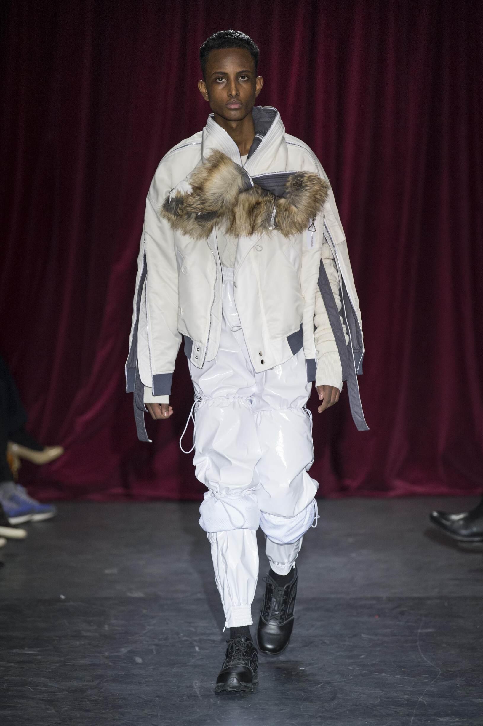 Y/Project Fashion Show FW 2017