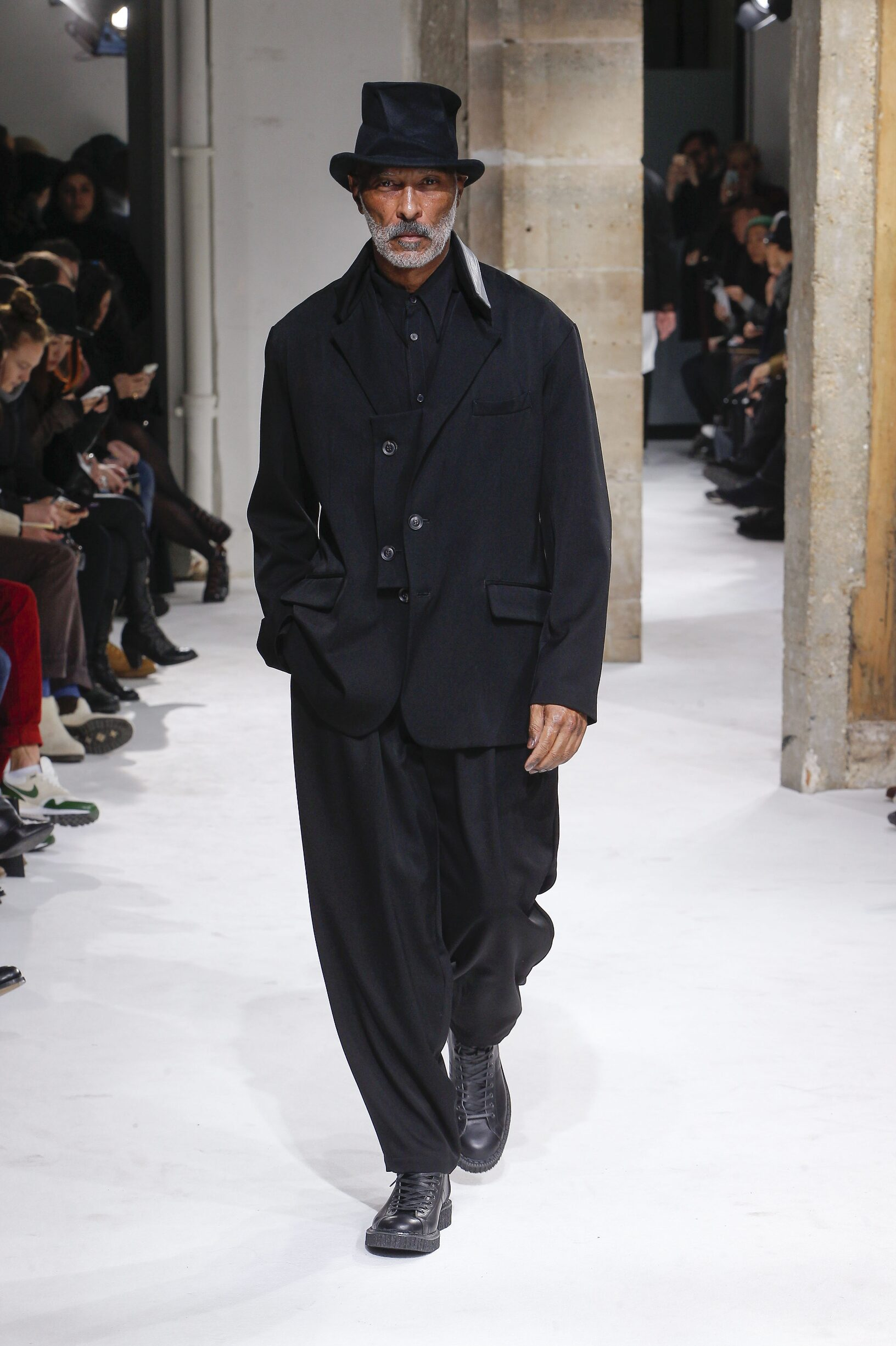 Yohji Yamamoto 2017-2018