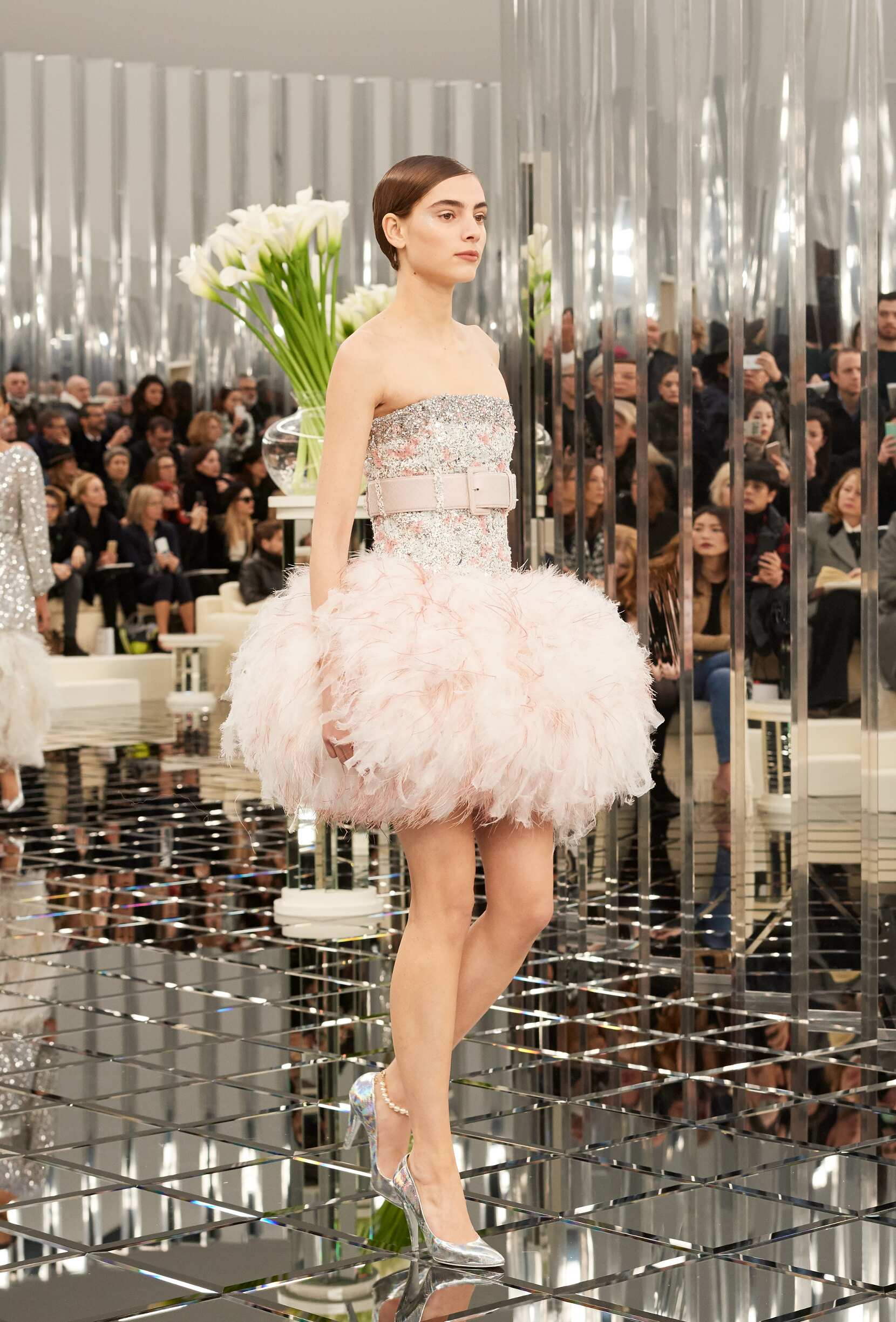 2017 Catwalk Chanel Couture Woman Summer