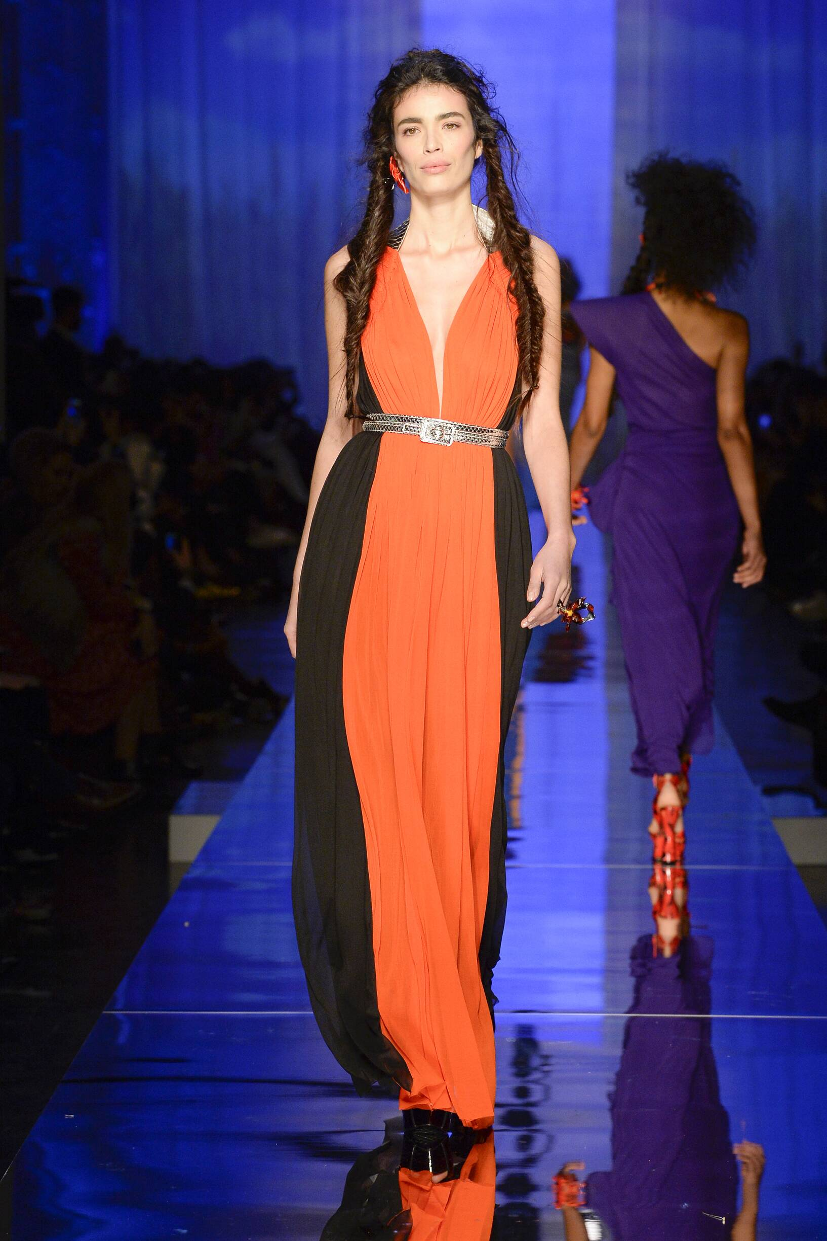 2017 Catwalk Jean Paul Gaultier Haute Couture Woman Summer