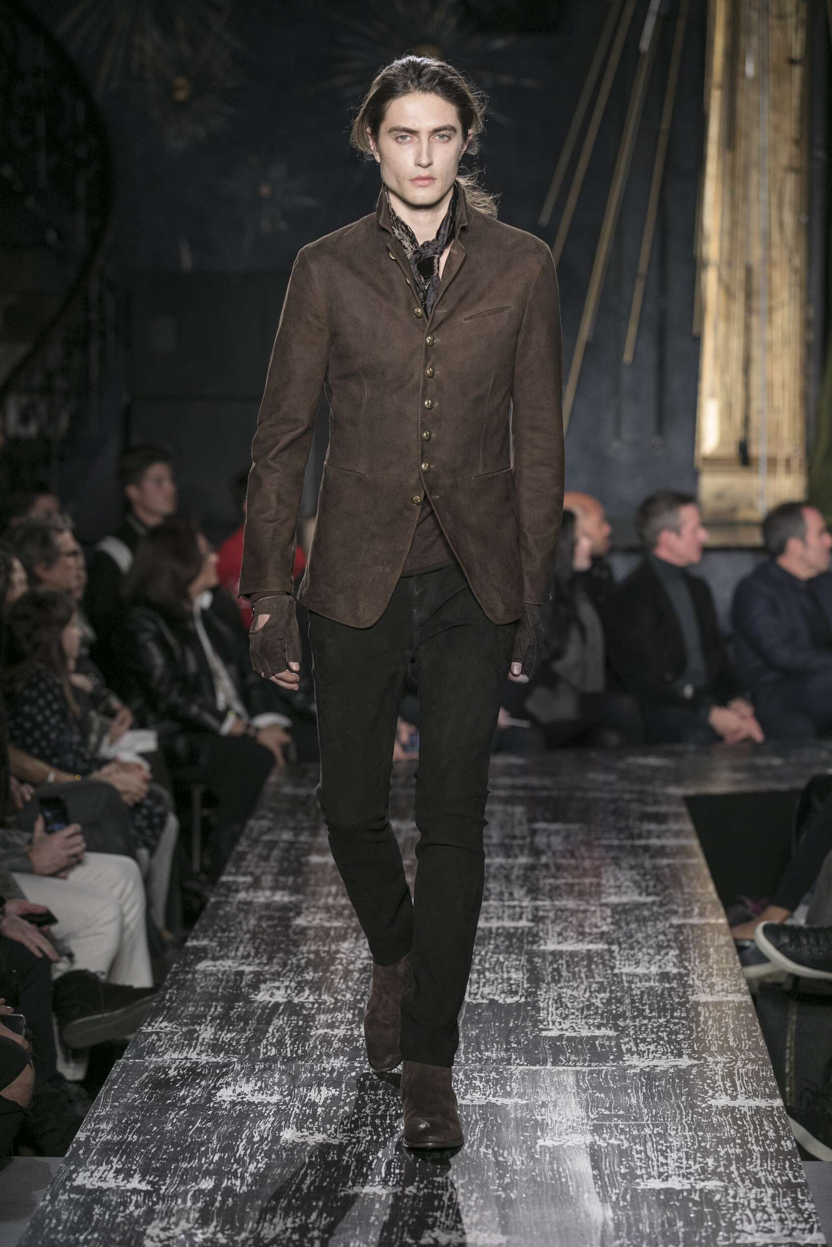 2017 Catwalk John Varvatos Man Winter