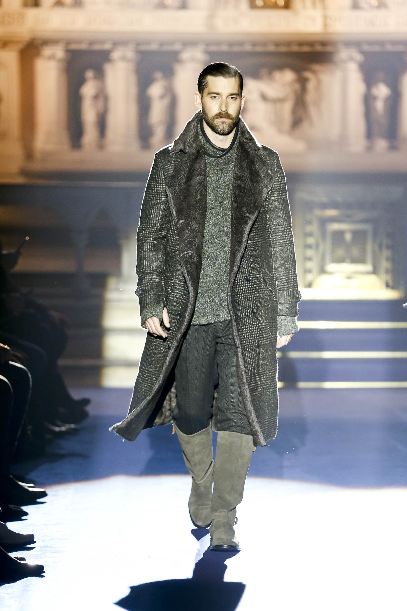 2017 Catwalk Joseph Abboud Winter