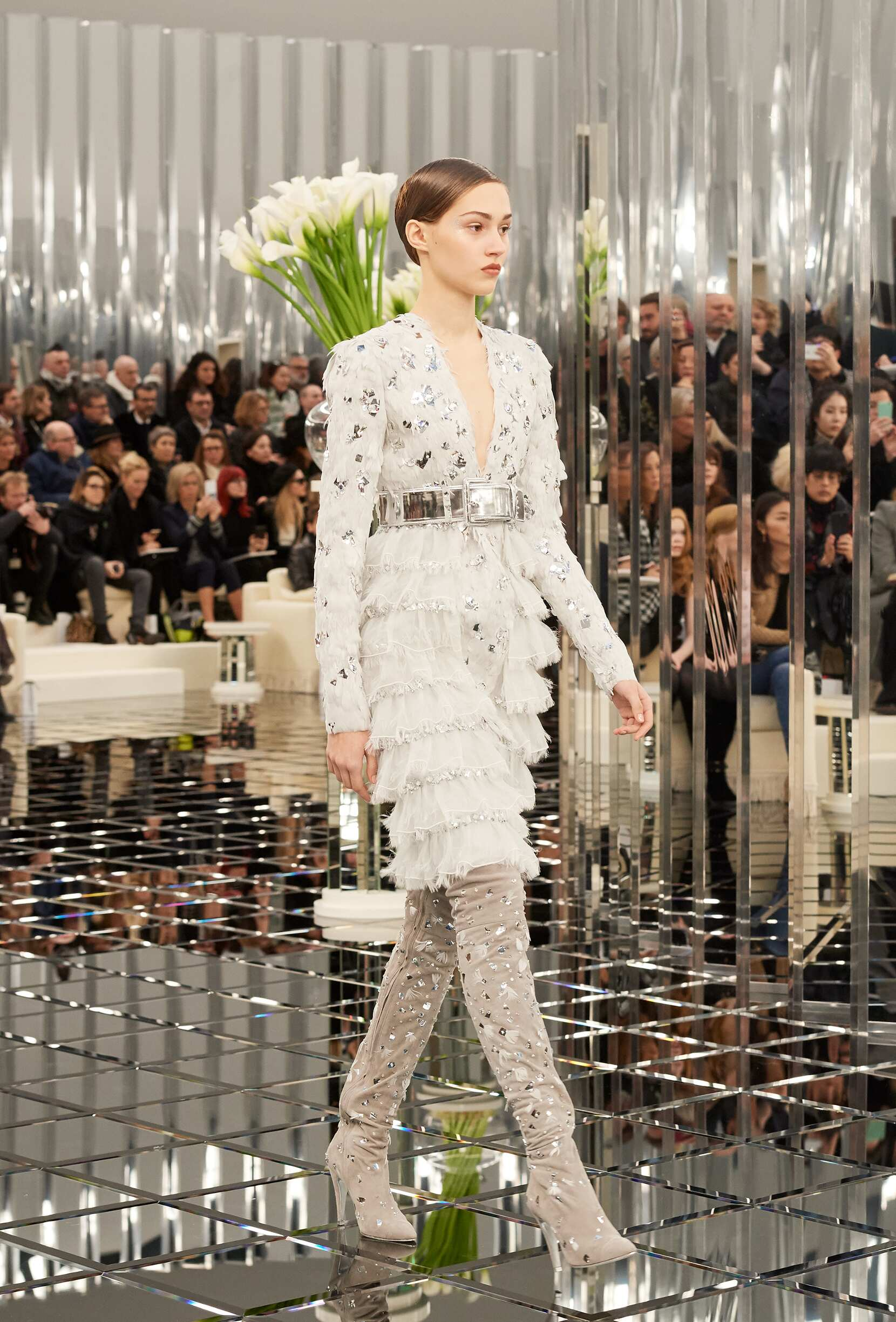 2017 Chanel Haute Couture Spring Summer Woman