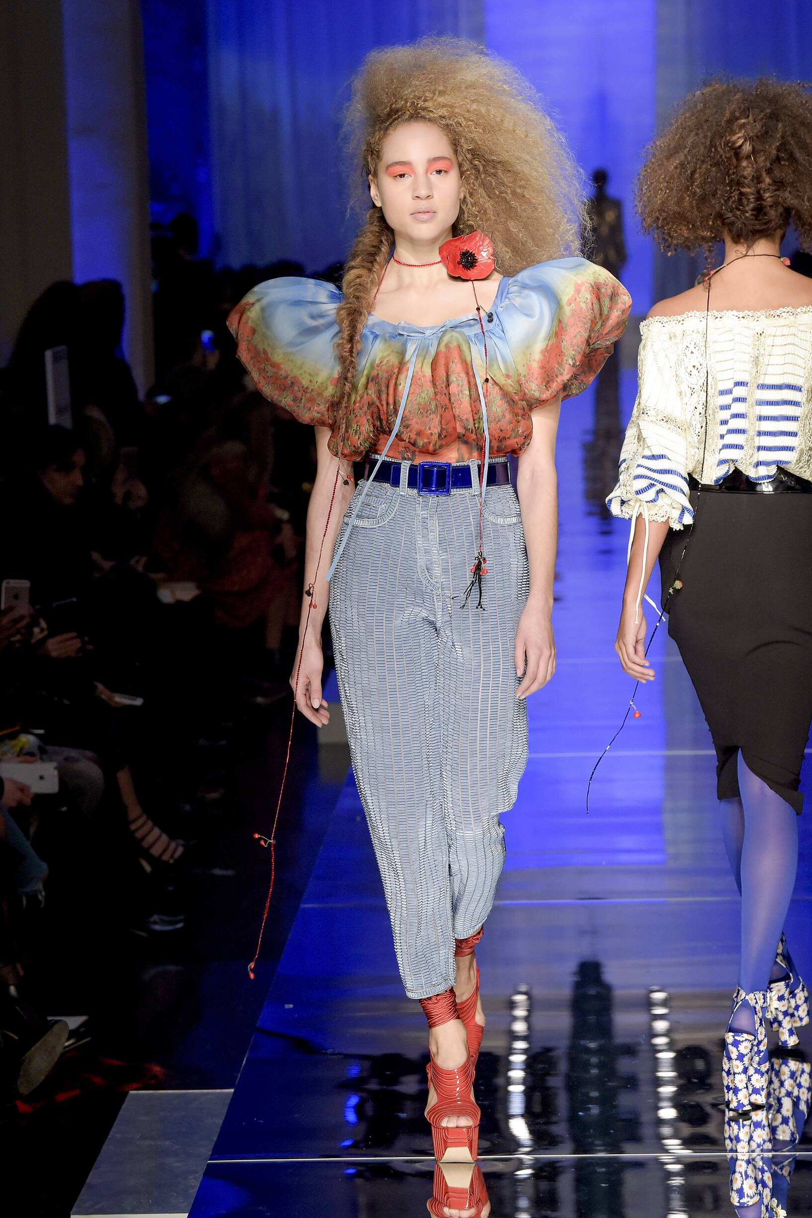 2017 Jean Paul Gaultier Haute Couture Spring Summer Woman
