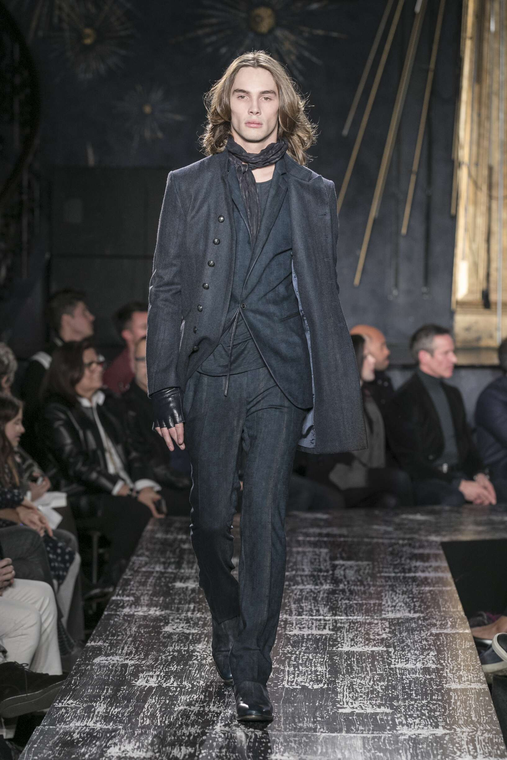 2017 John Varvatos Fall Winter Man