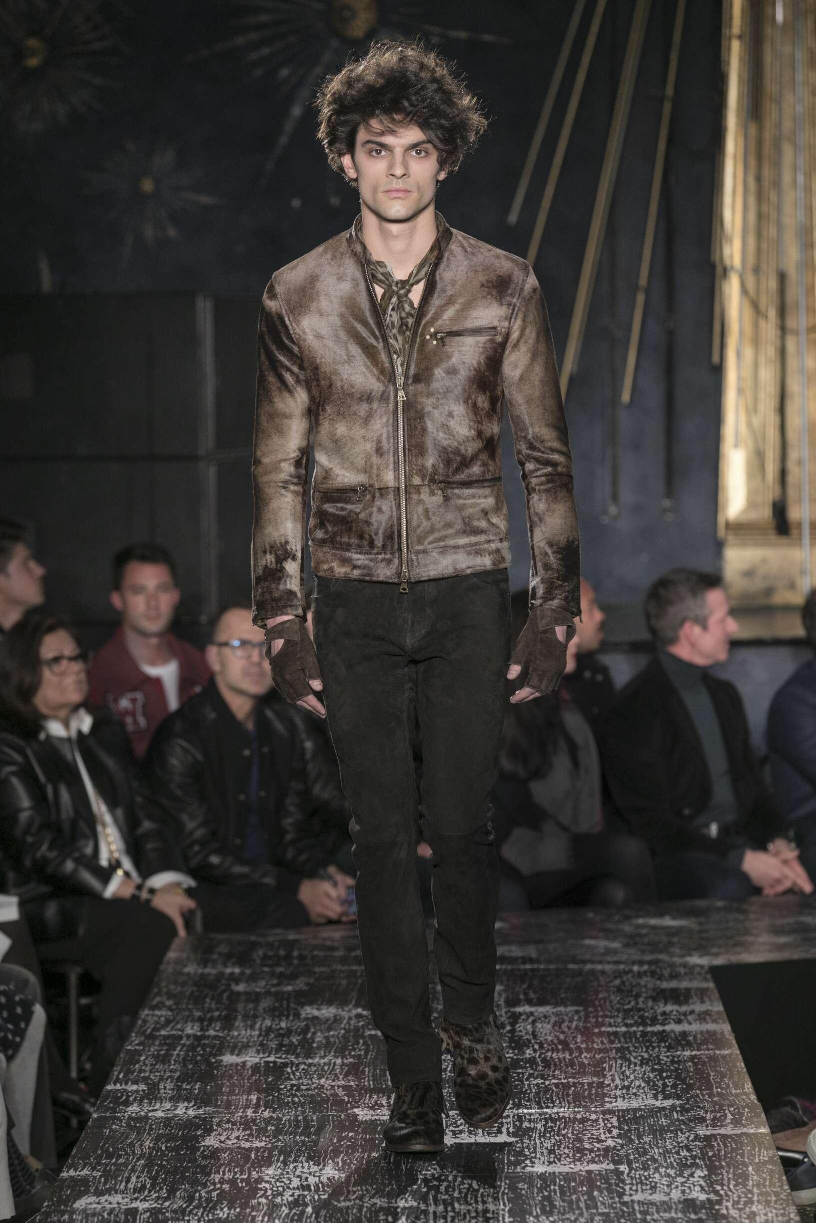 2017 Man Style John Varvatos