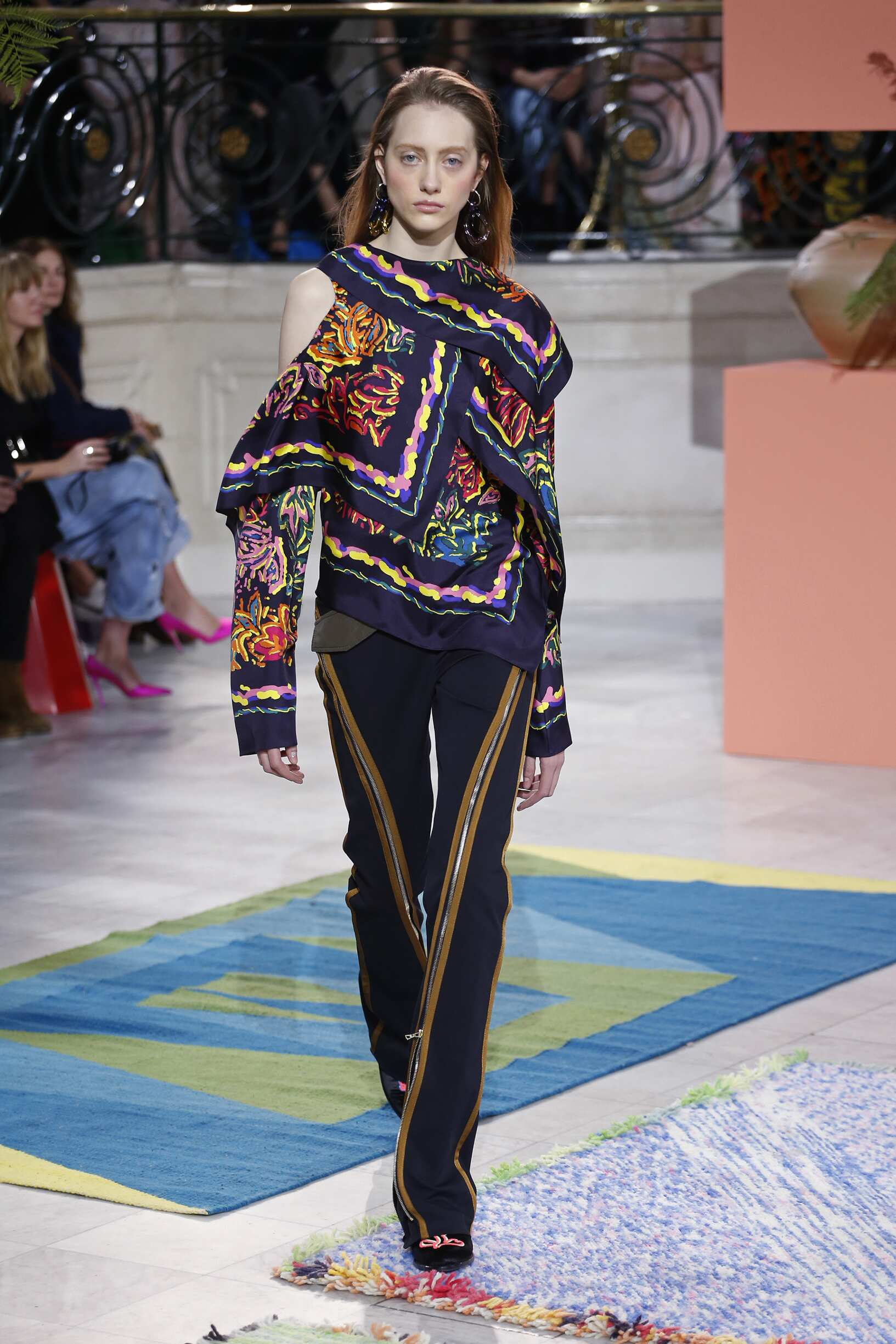 2017 Peter Pilotto Fall Catwalk