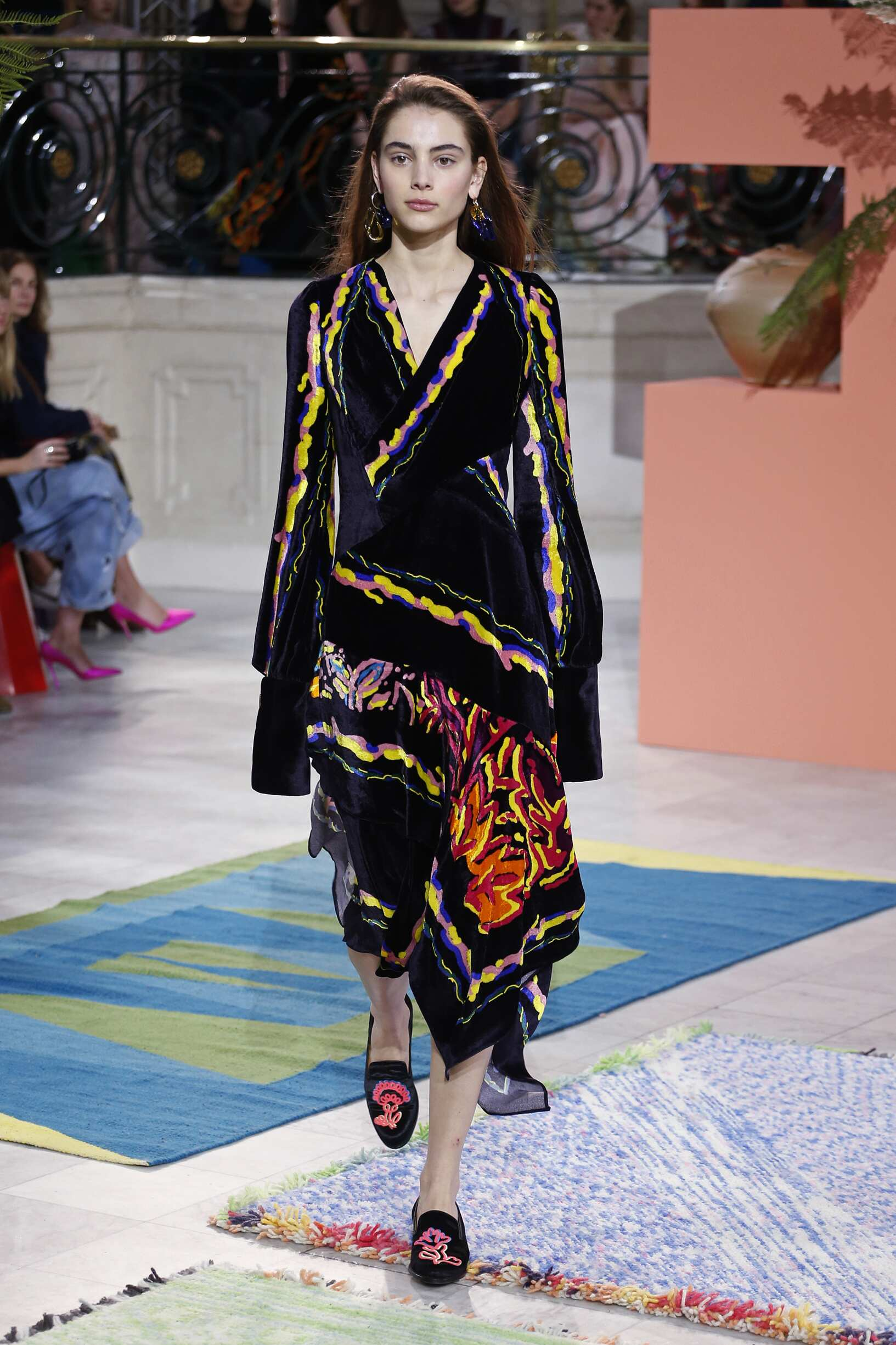 2017 Peter Pilotto Fall Winter Woman