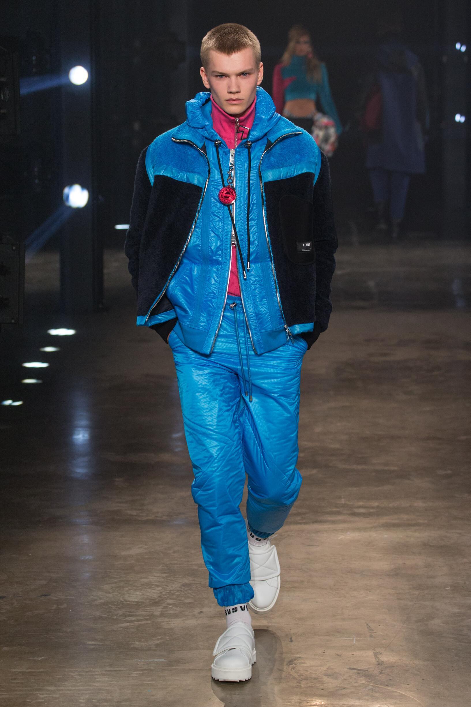 2017 Versus Versace Fall Winter Man