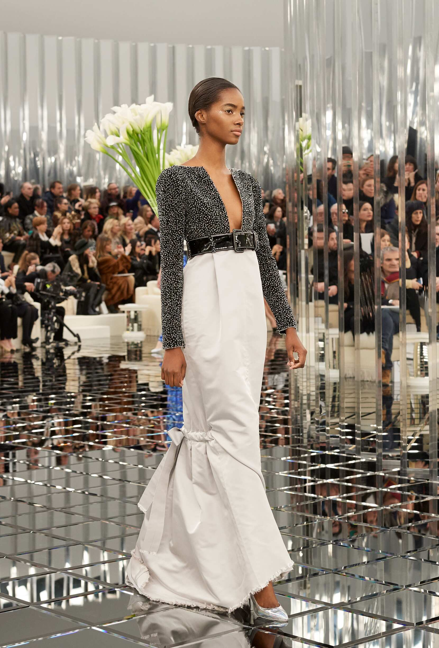 2017 Woman Style Chanel Couture