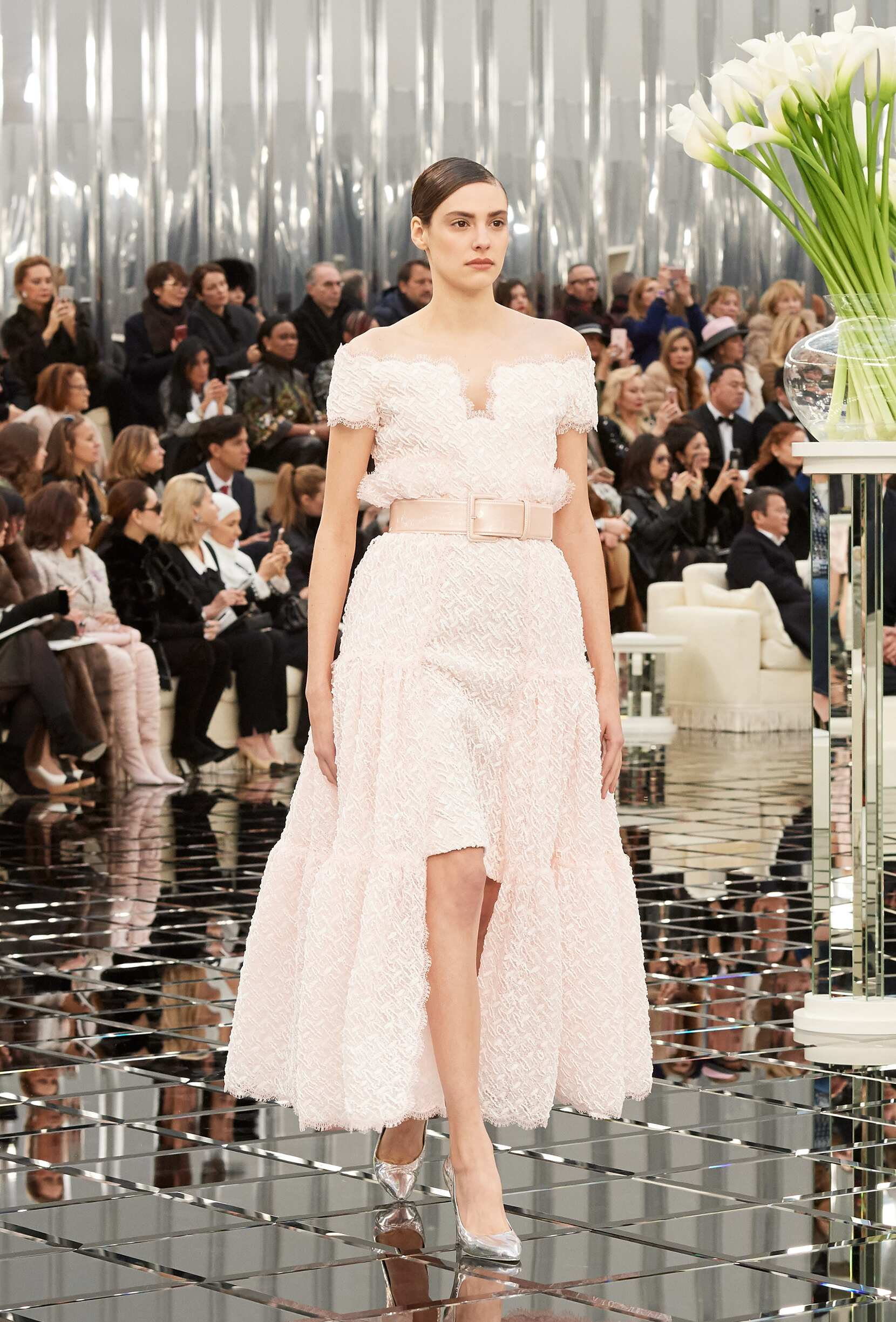 2017 Woman Style Chanel Haute Couture