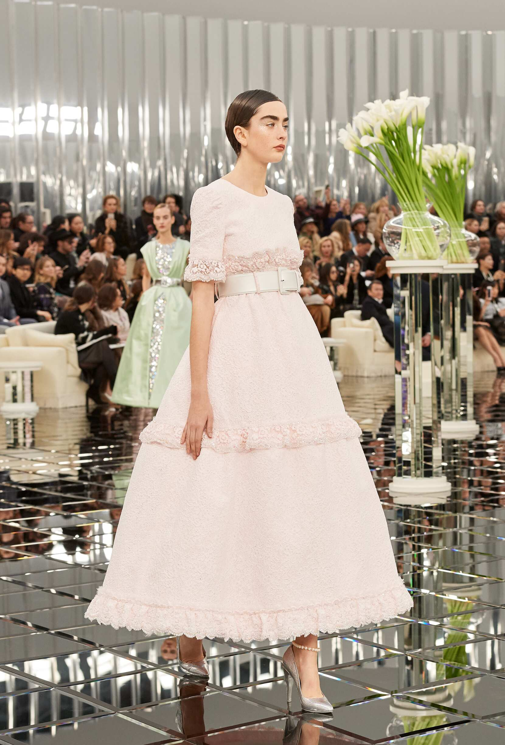 2017 Womenswear Chanel Couture Catwalk