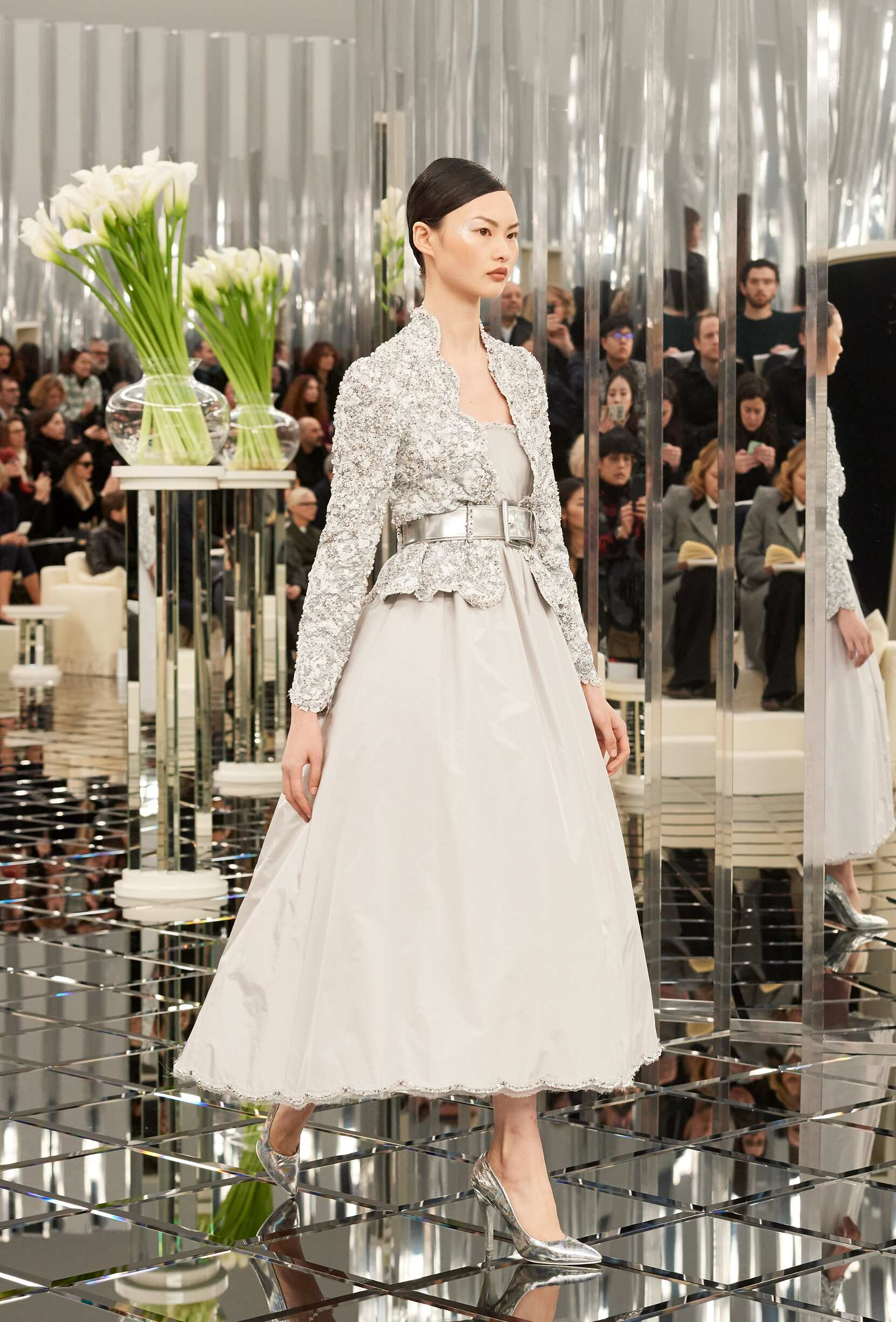 2017 Womenswear Chanel Haute Couture Catwalk