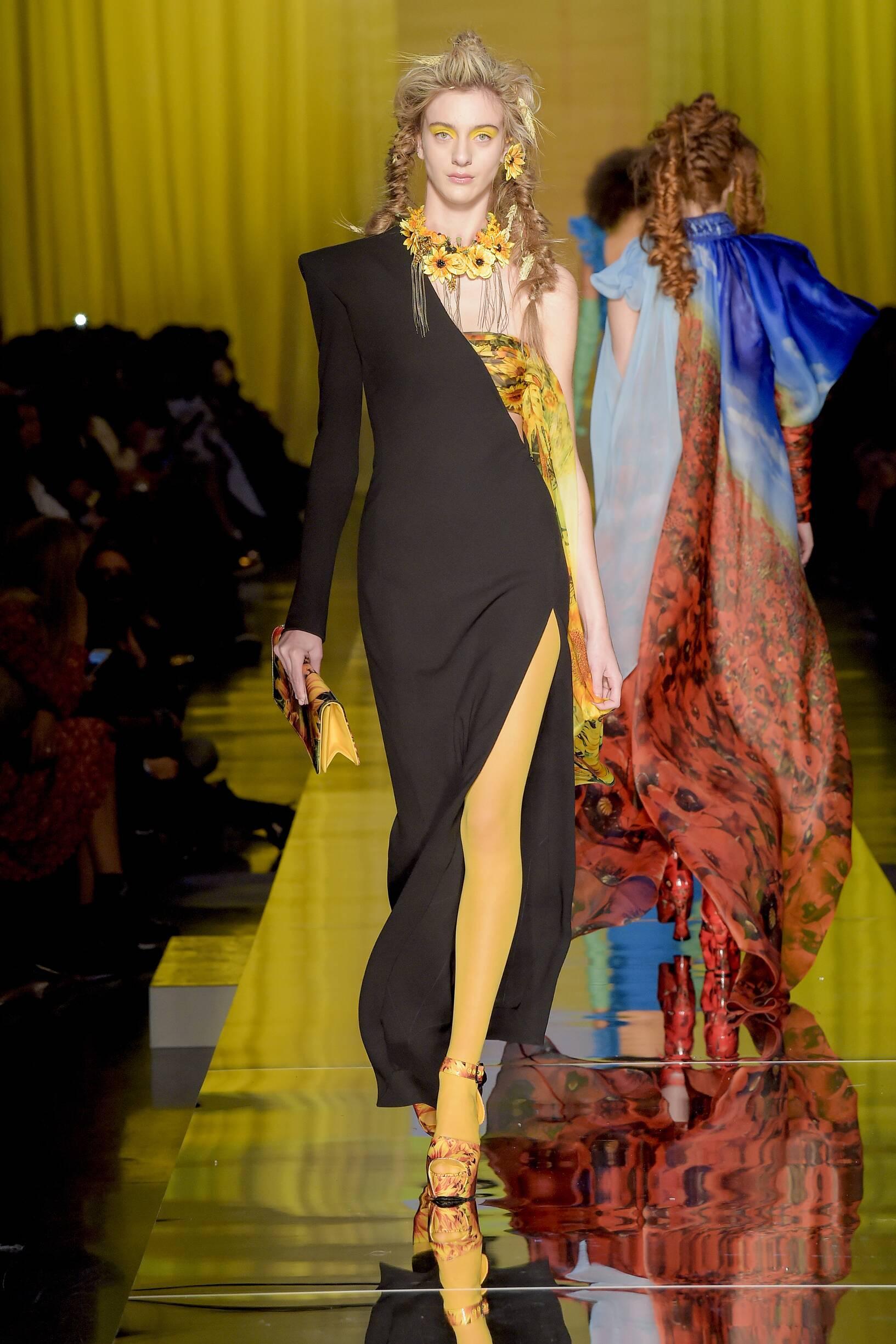 2017 Womenswear Jean Paul Gaultier Couture Catwalk