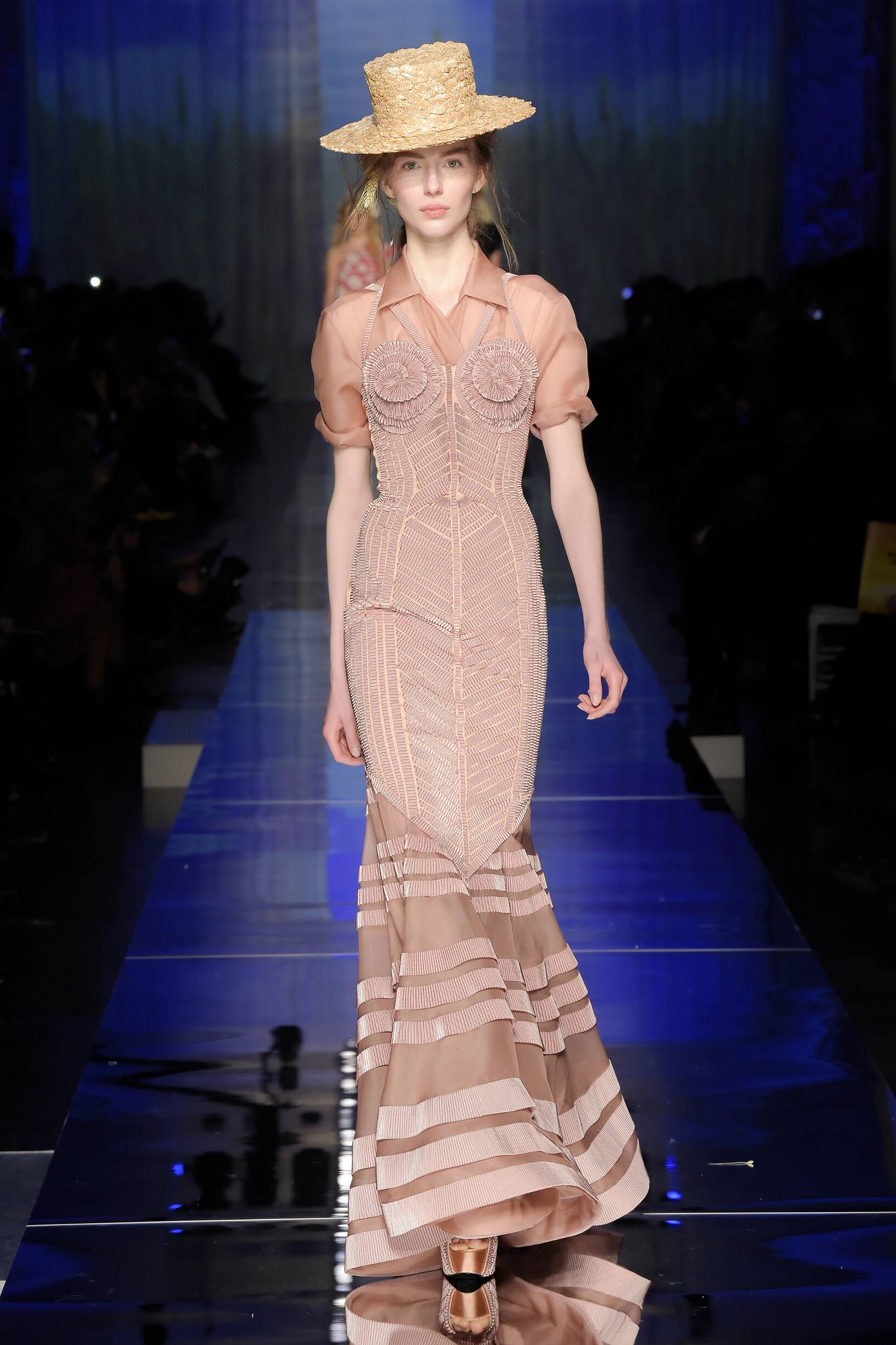 2017 Womenswear Jean Paul Gaultier Haute Couture Catwalk
