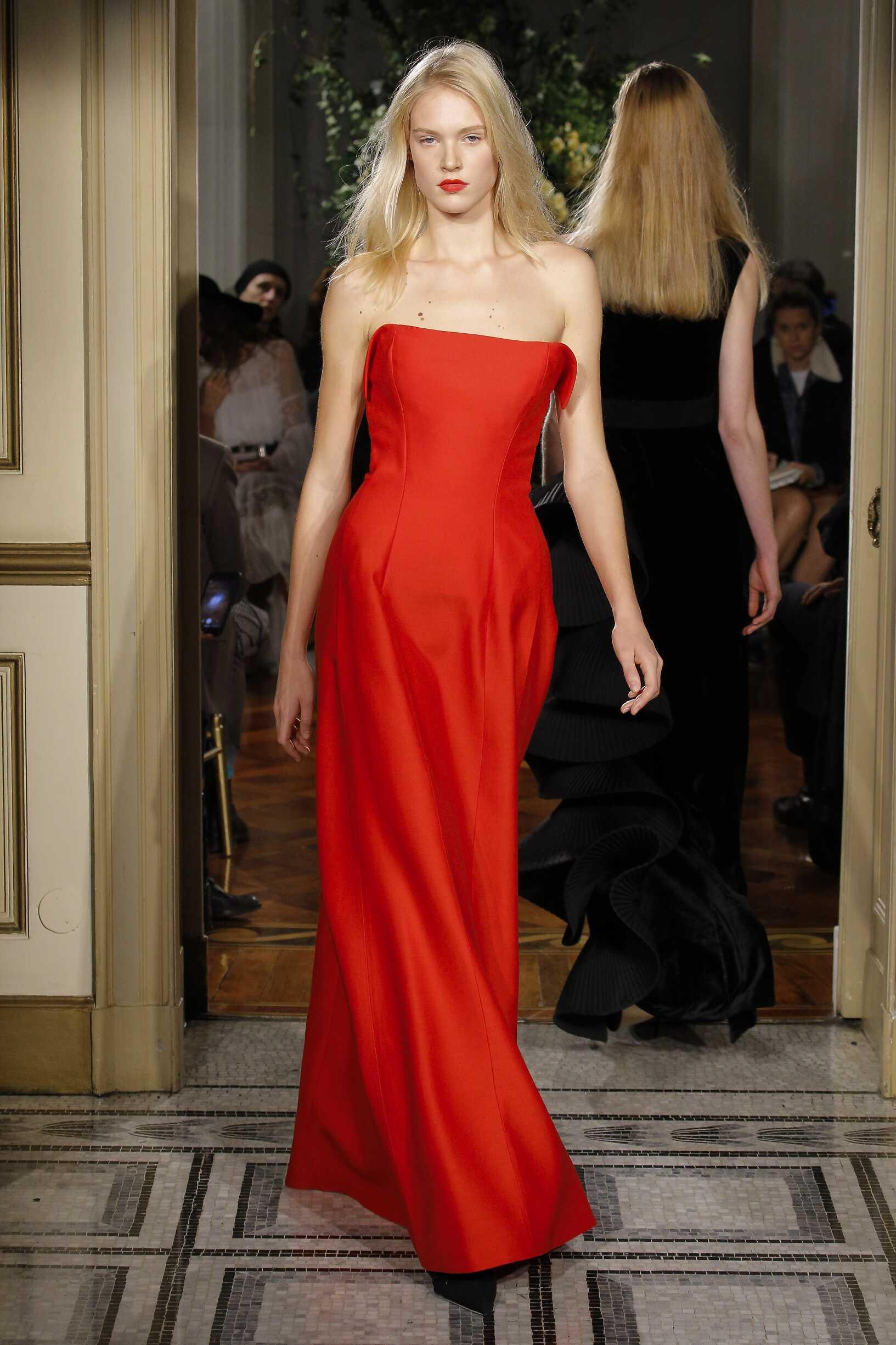 Alberta Ferretti Limited Edition 2017 Womens Collection Milan Fashion Week