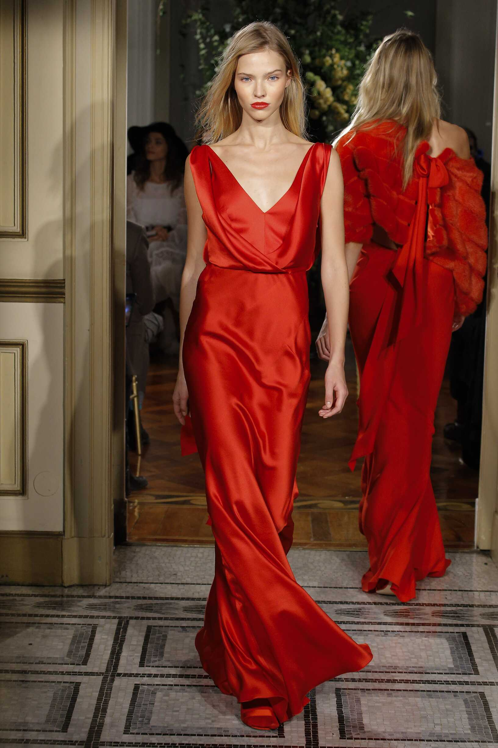 Alberta Ferretti Limited Edition Milan Fashion Week Womenswear